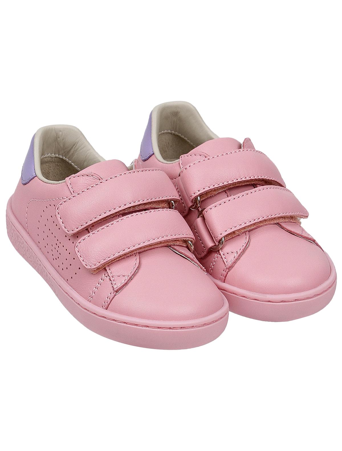 2247799, Кеды GUCCI, розовый, Женский, 2094509080388  - купить со скидкой