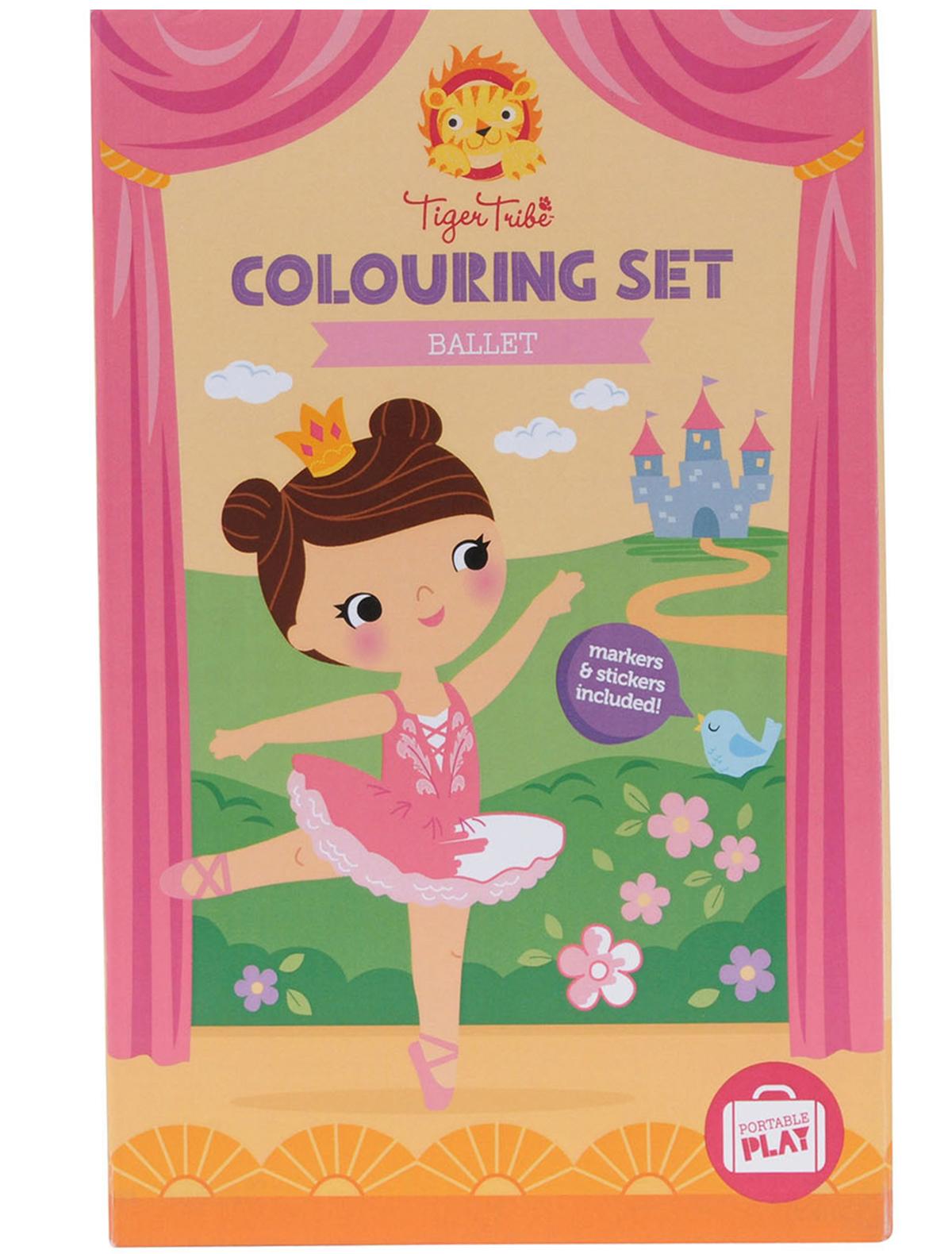 Игрушка Tiger Tribe 2142126 разноцветного цвета
