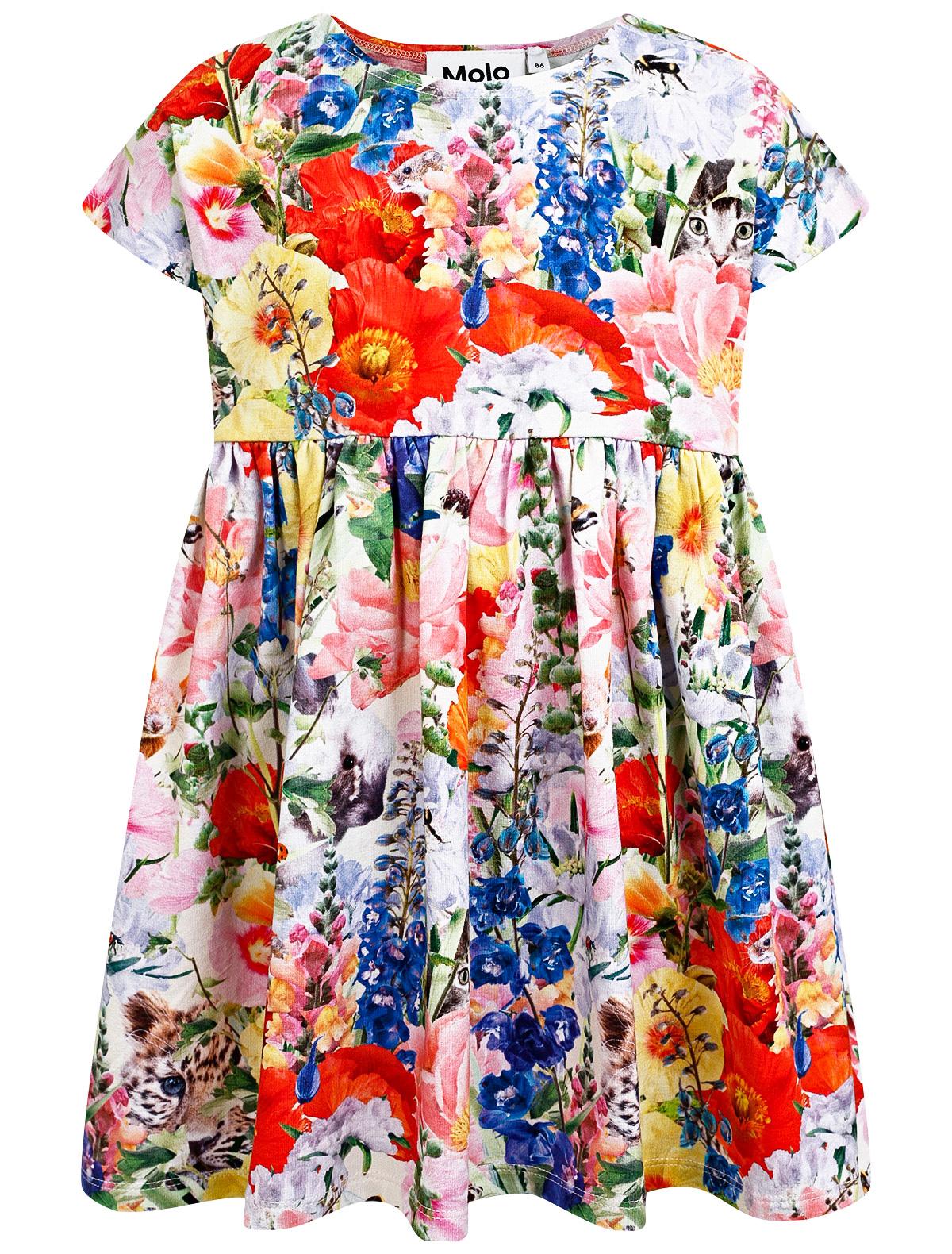 Купить 2293602, Платье MOLO, розовый, Женский, 1054609170687