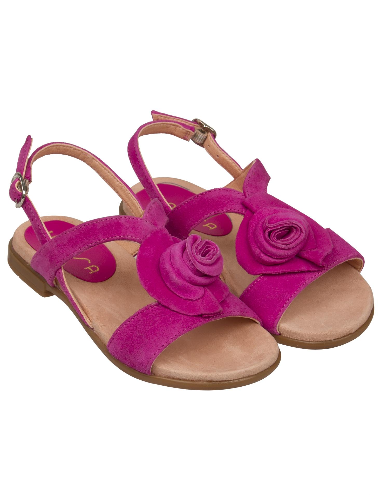 Купить 1923101, Босоножки UNISA, розовый, Женский, 2162609870175