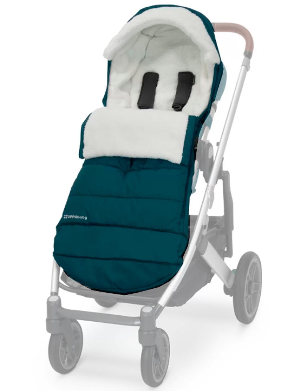 Купить 2267848, Аксессуар для коляски UPPAbaby, синий, 3984528080034