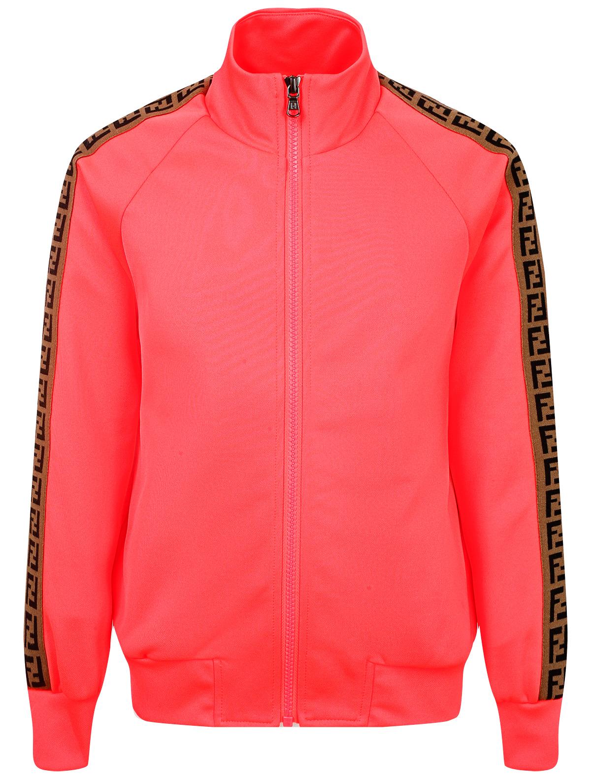 2040437, Толстовка Fendi, розовый, 0072629980018  - купить со скидкой