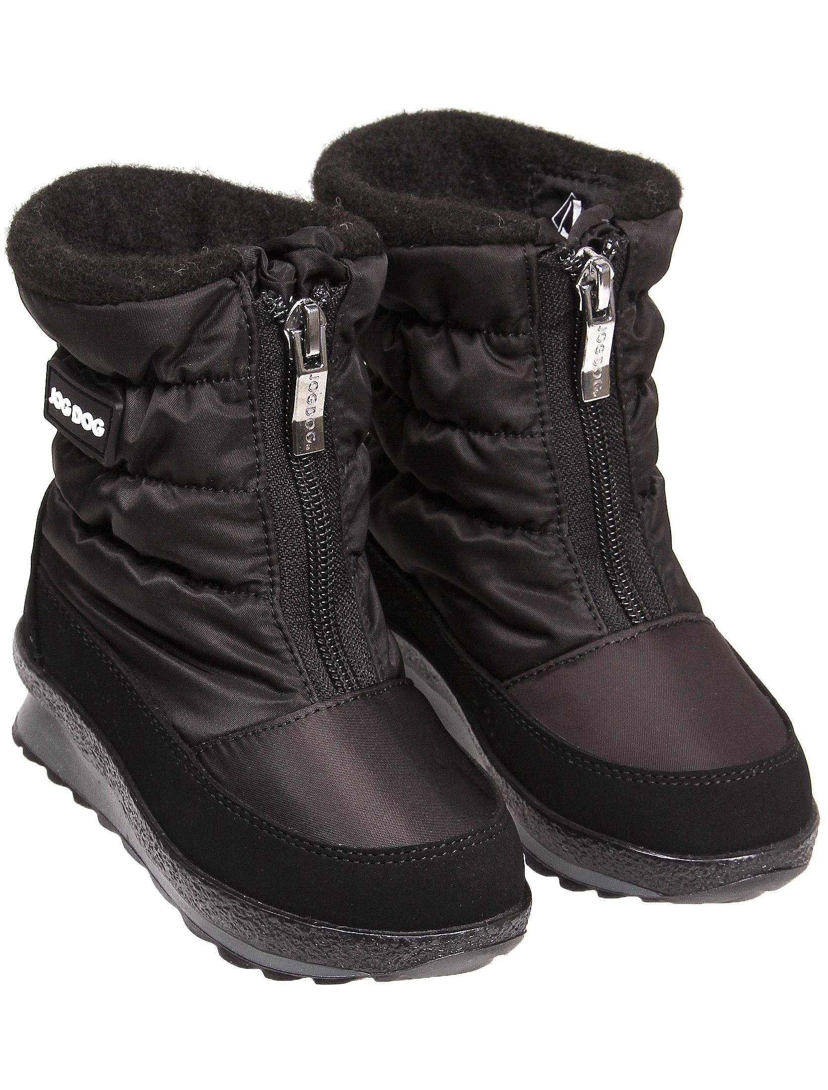 Купить 2119949, Сапоги Jog Dog, черный, Женский, 2021109980206