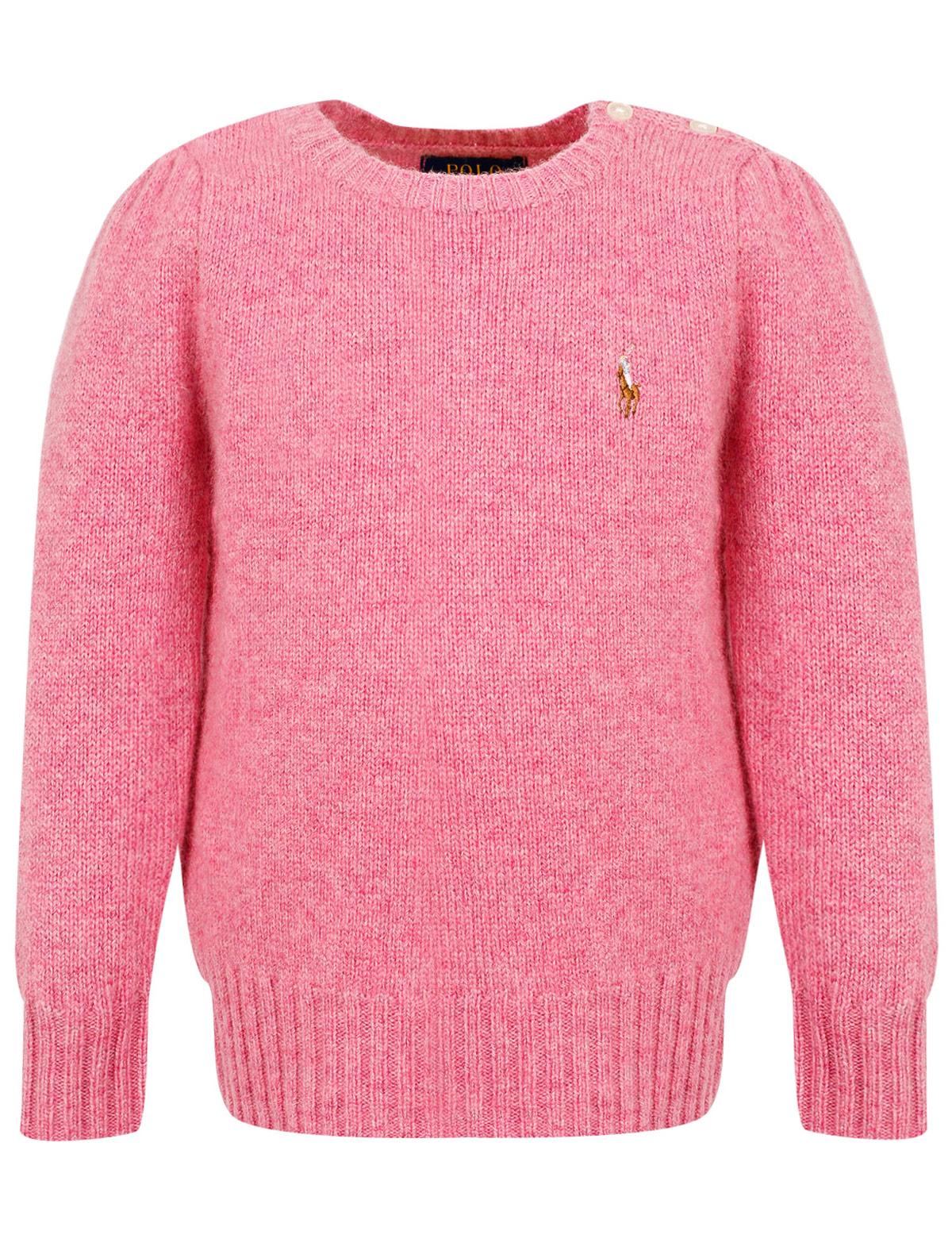 Купить 2140595, Джемпер Ralph Lauren, розовый, Женский, 1262609980018