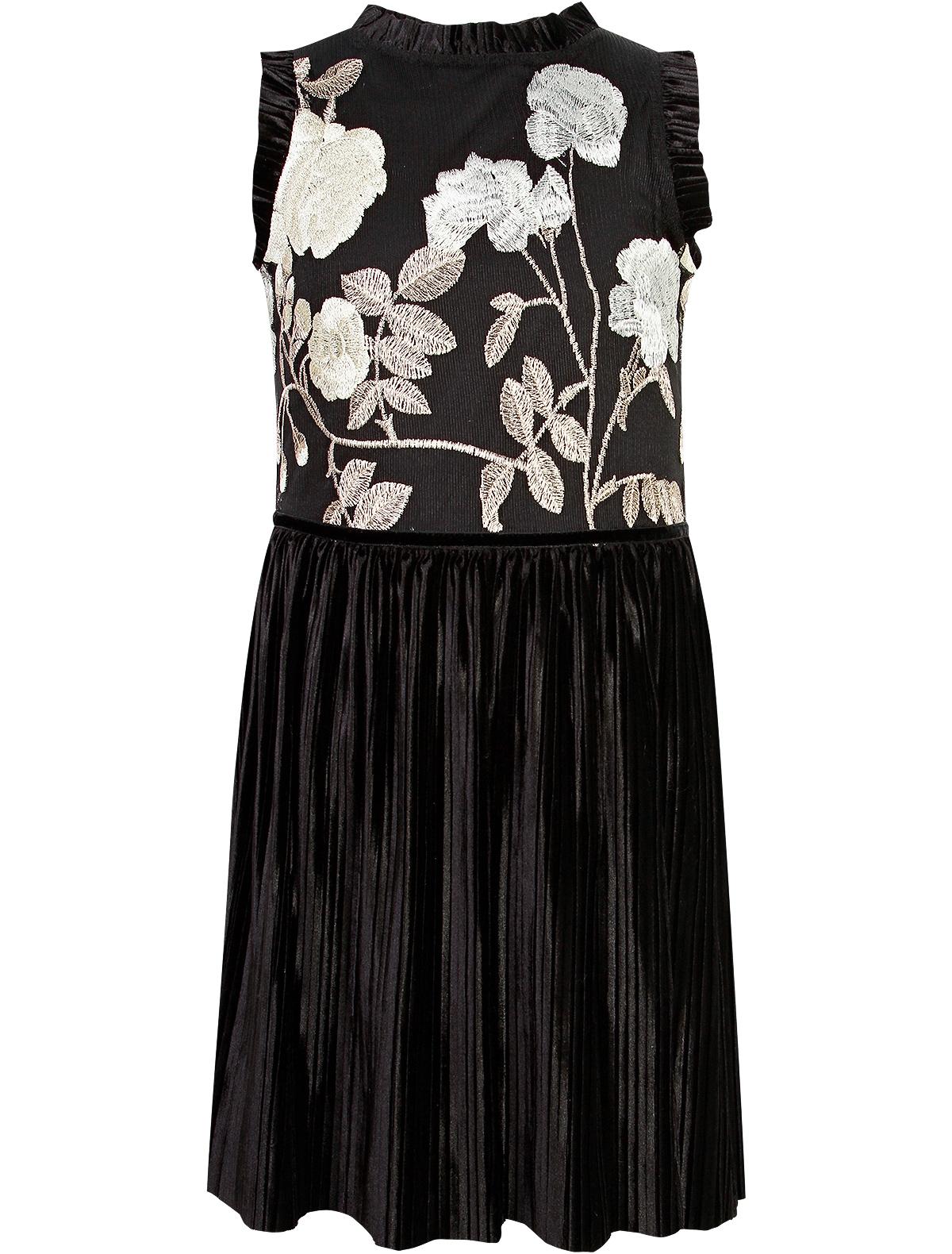 Купить 1867628, Платье David Charles, черный, Женский, 1051109880474