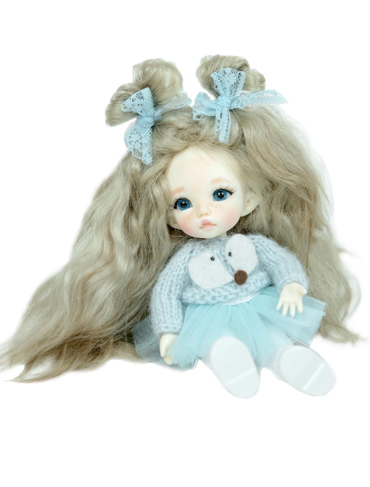Купить 2299808, Кукла Carolon, белый, Женский, 7114500170194