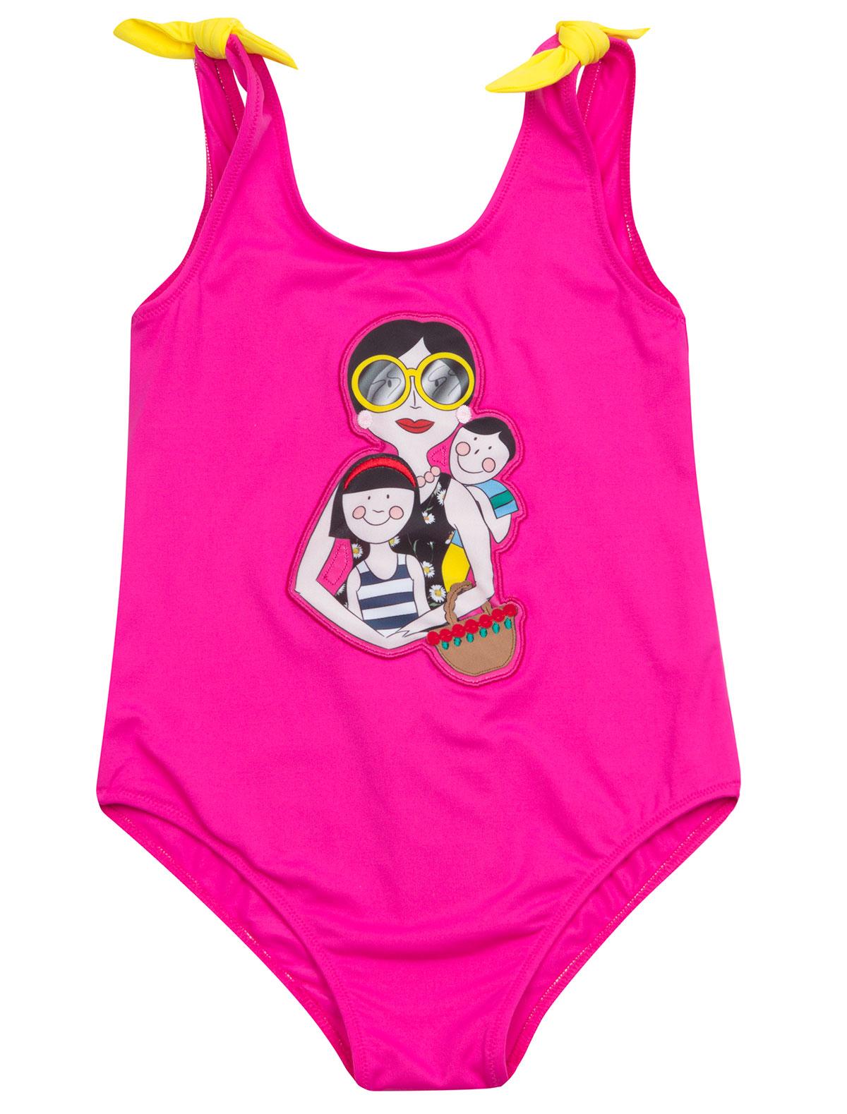 Купить 1862412, Купальник Dolce & Gabbana, розовый, Женский, 0880609670701