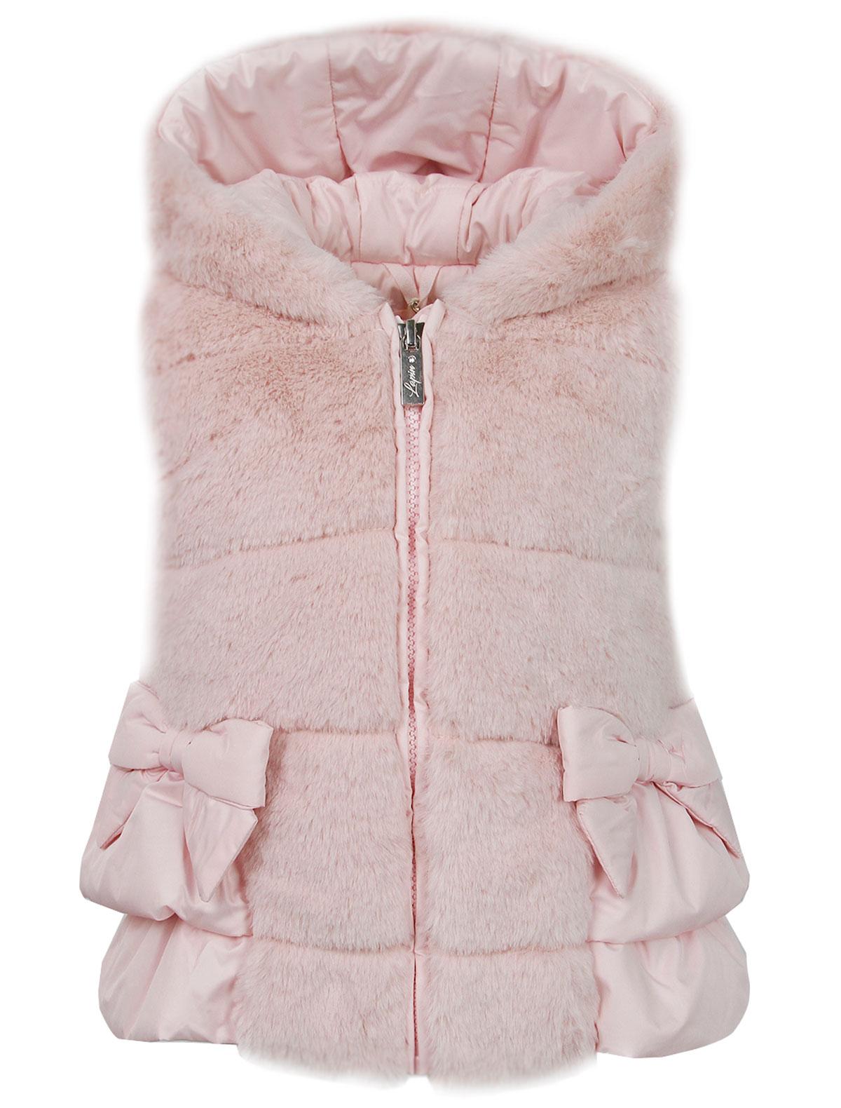 Купить 2326605, Жилет утепленный Lapin House, розовый, Женский, 4184509180084