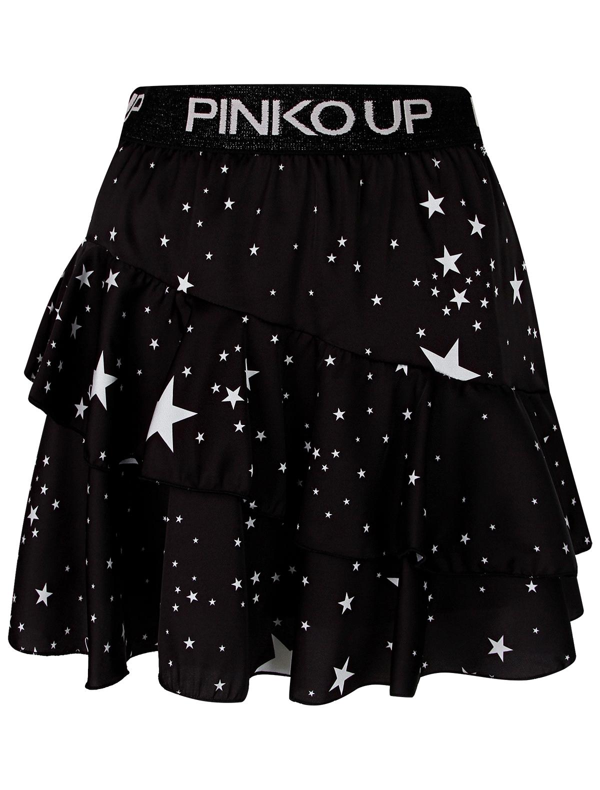 Купить 2303597, Юбка Pinko Up, черный, Женский, 1044509172973