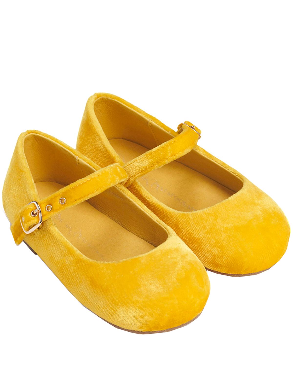 Туфли Age of Innocence 2287813 желтого цвета