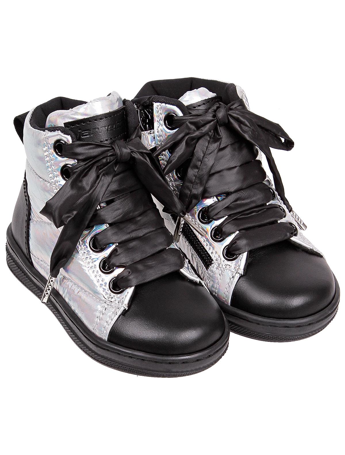 Ботинки JARRETT черного цвета