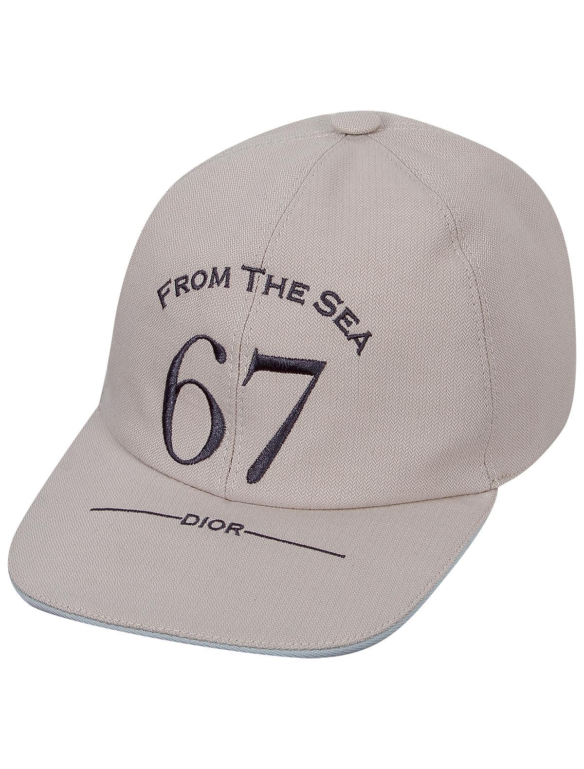 Купить 1995819, Кепка Dior, серый, Мужской, 1181719970019