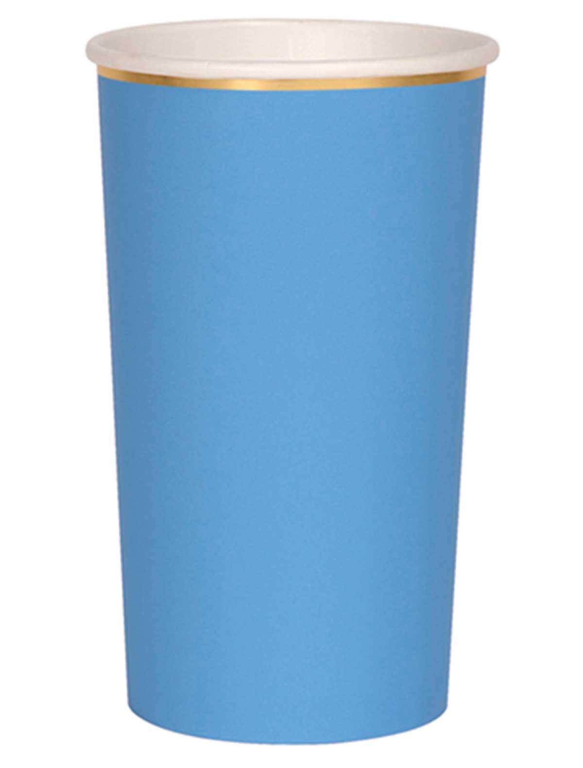 Купить 2259852, Набор посуды Meri Meri, голубой, 2294520081078