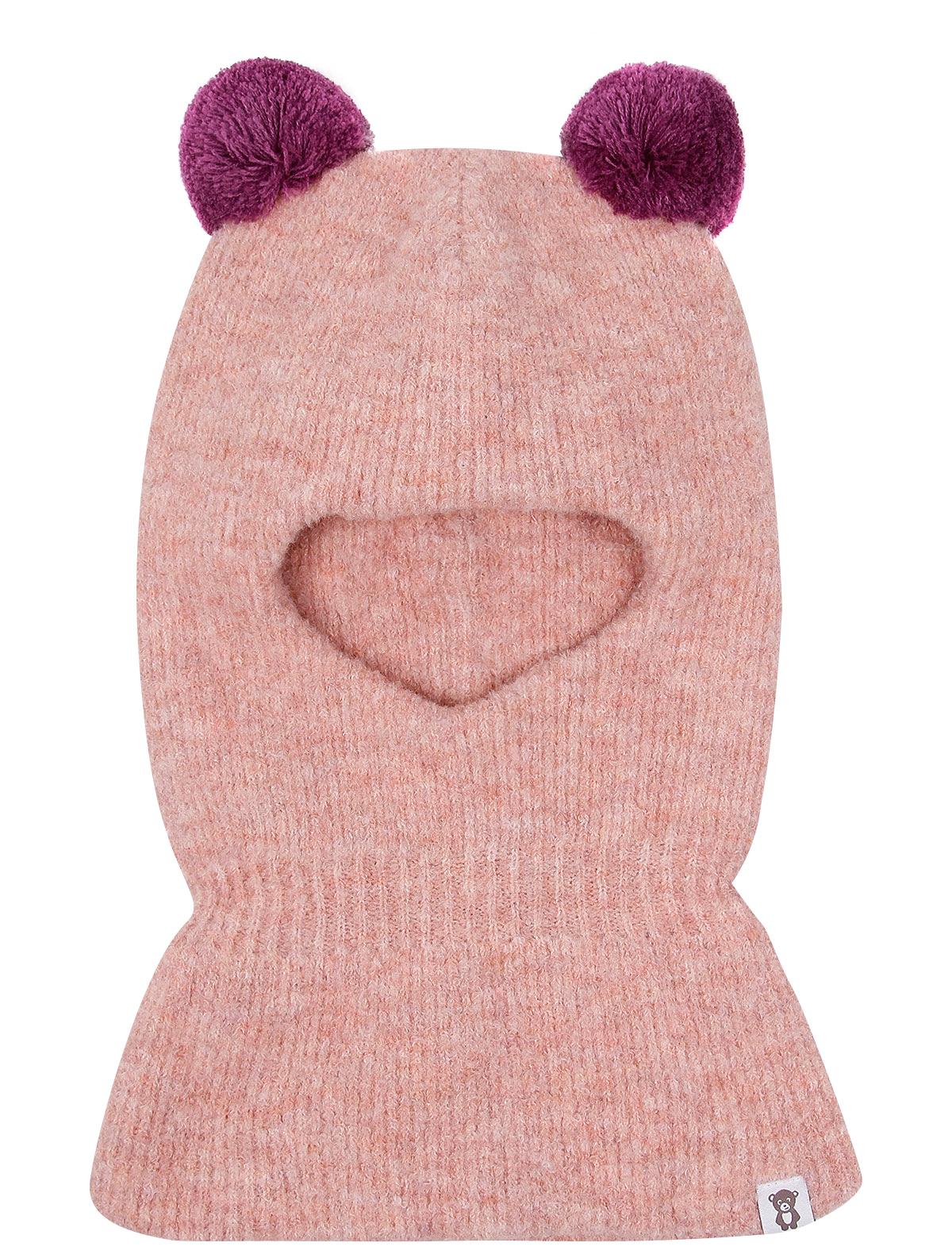 2256837, Шапка Air wool, розовый, Женский, 1354509082098  - купить со скидкой