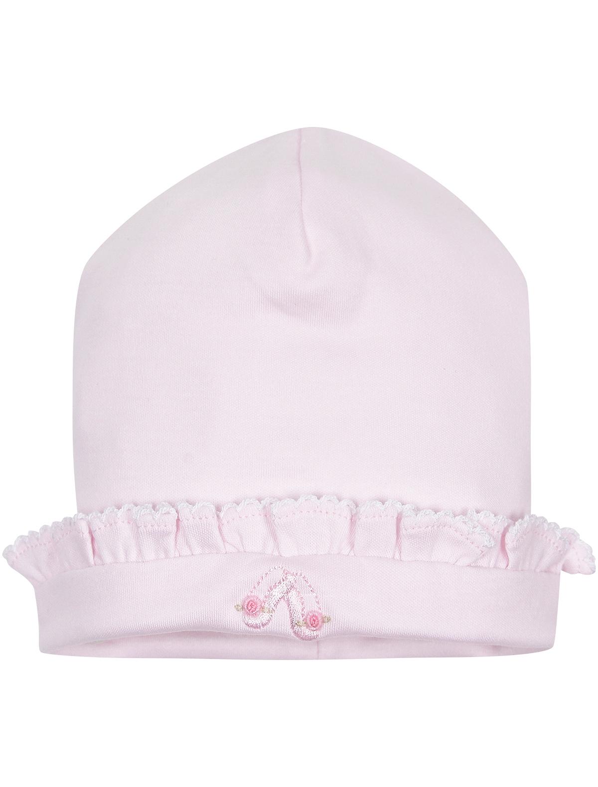 Купить 1902363, Шапка Kissy Kissy, розовый, Женский, 1352609880156