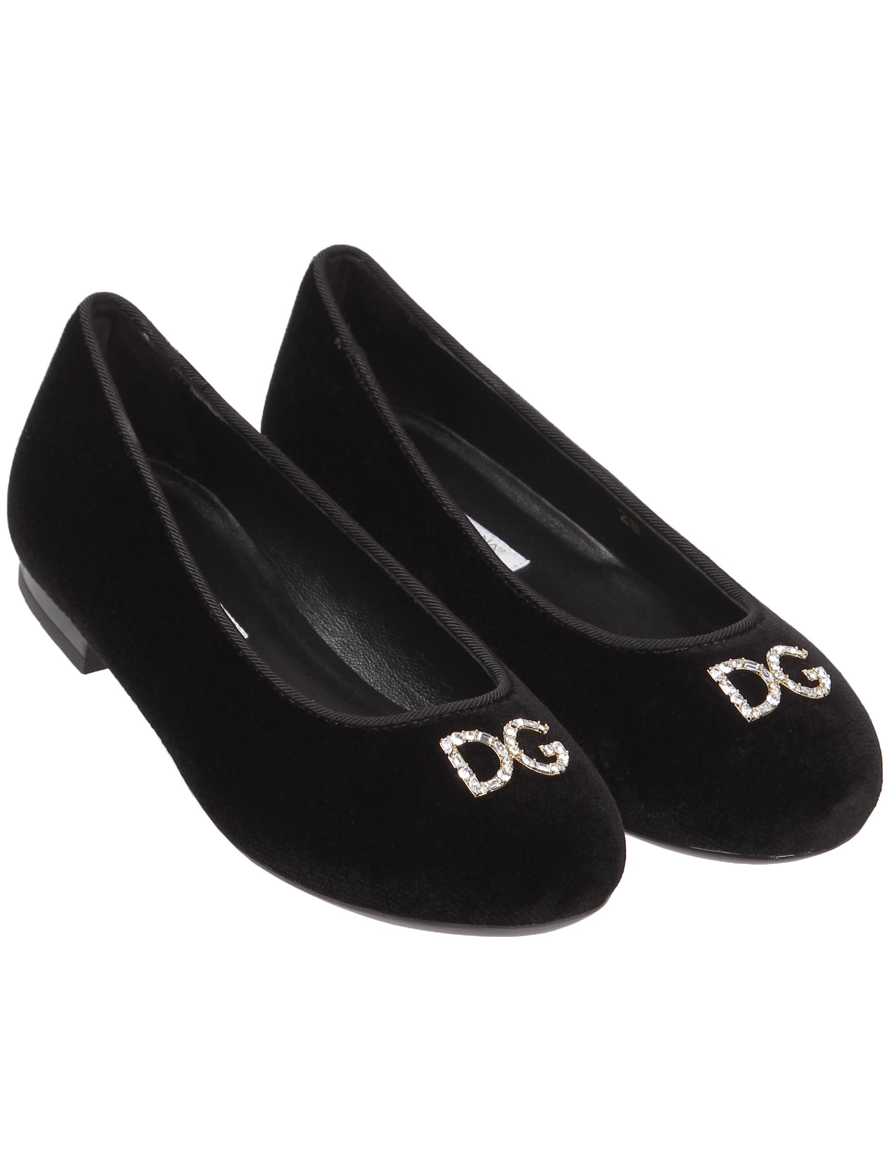 Купить 2043930, Туфли Dolce & Gabbana, черный, Женский, 2011109980603