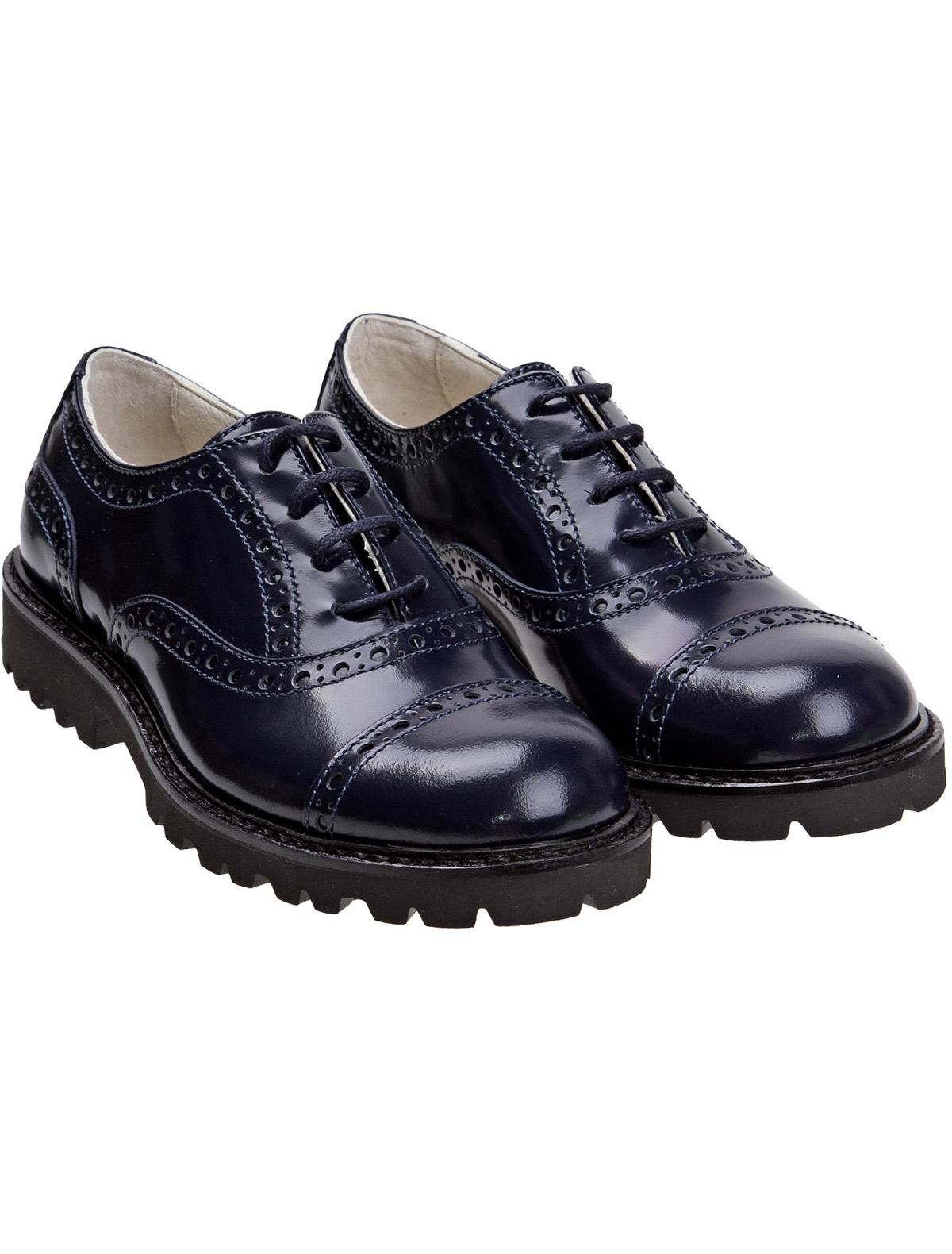 Купить 1912593, Туфли Andrea Montelpare, синий, Мужской, 2010419780019