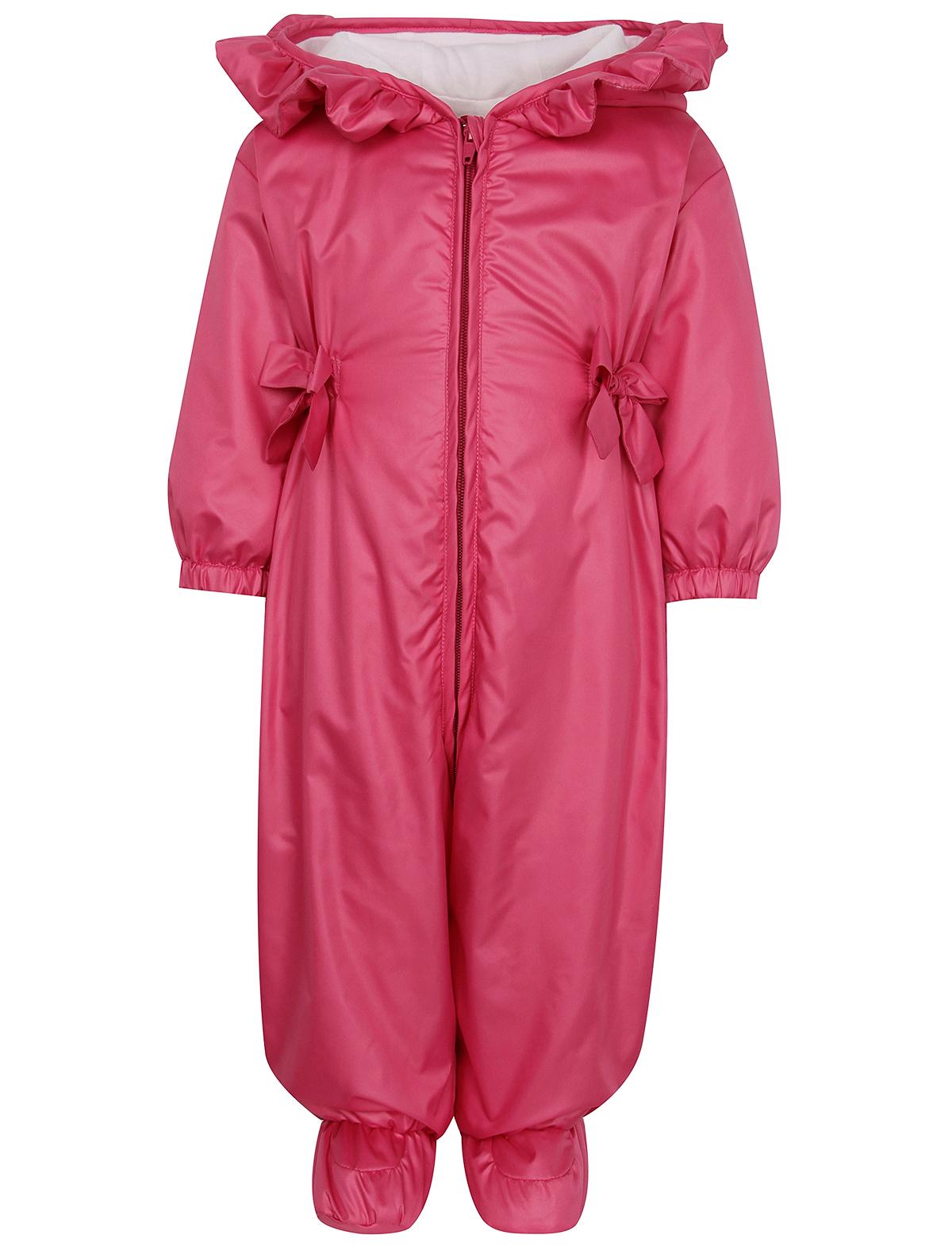 Купить 1961894, Комбинезон утепленный Aletta, розовый, Женский, 1592609970406