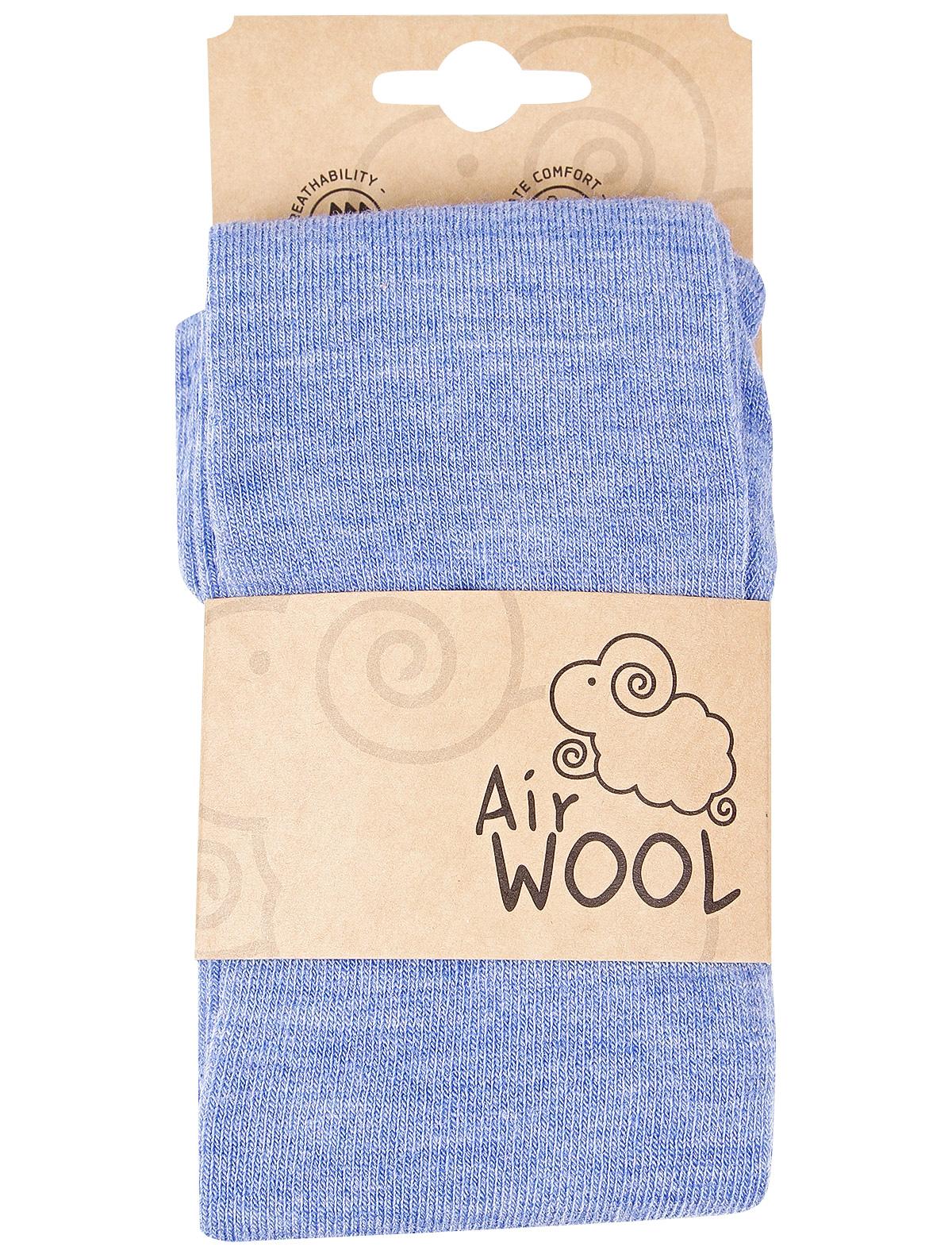 Купить 2136295, Колготки Air wool, голубой, Женский, 1293709980011