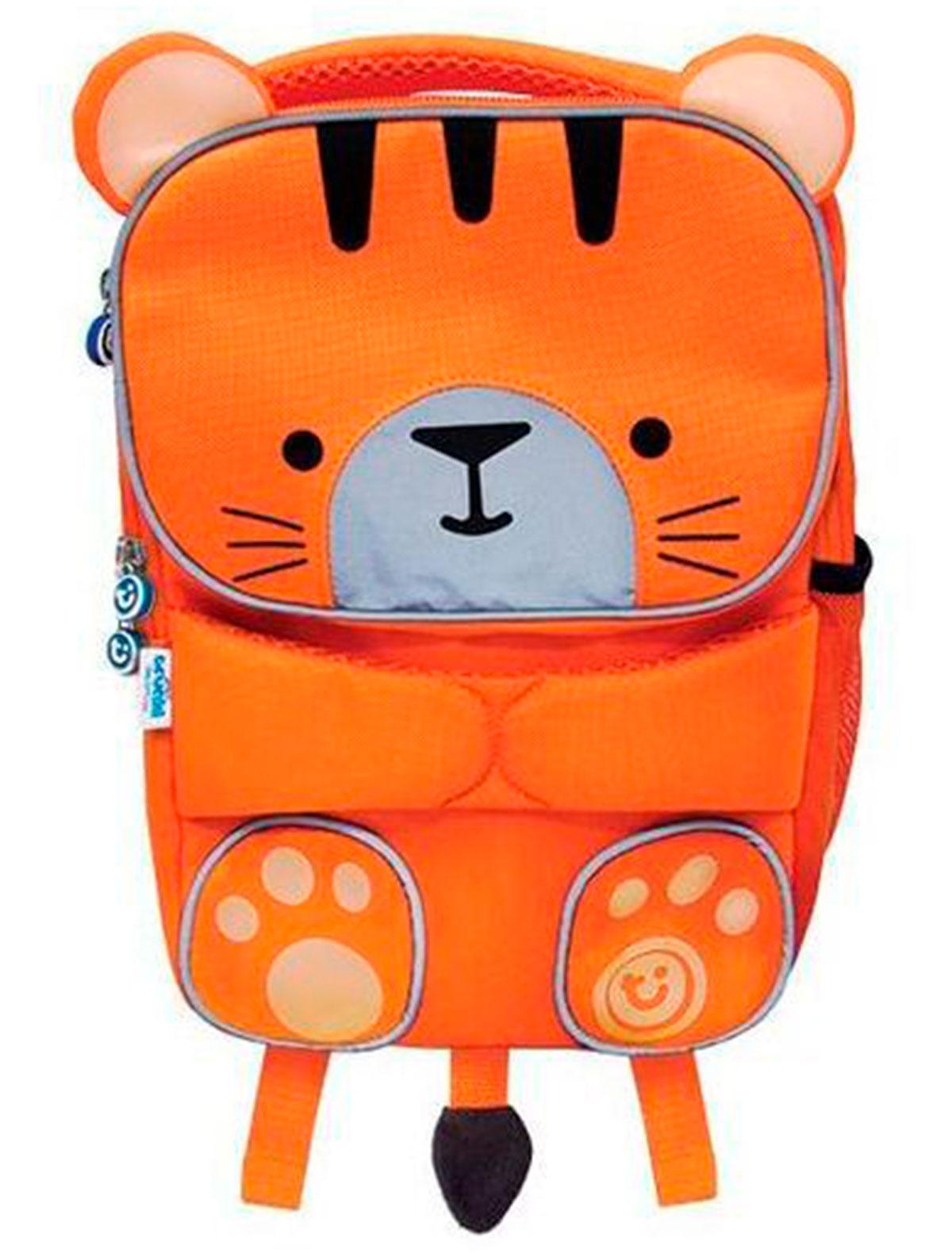 Купить 2227287, Рюкзак Trunki, оранжевый, 1504528080616