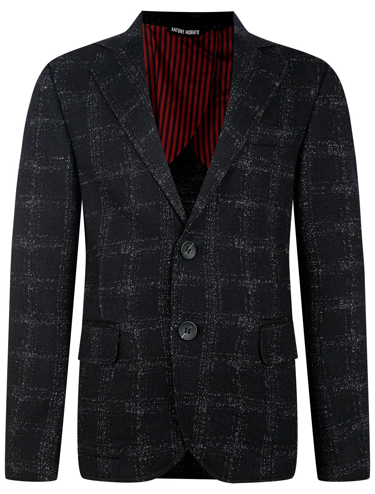 Купить 2253343, Пиджак Antony Morato, черный, Мужской, 1334519080826