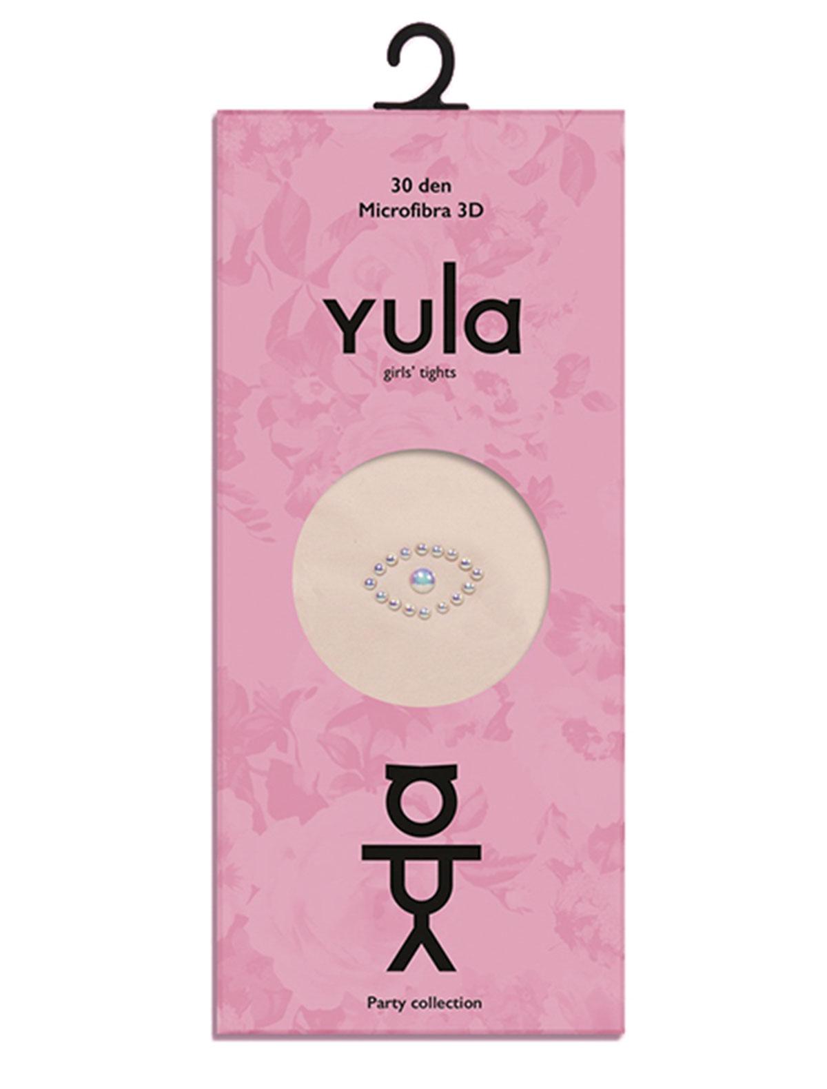 Купить 1898746, Колготки YULA, розовый, Женский, 1292609880469
