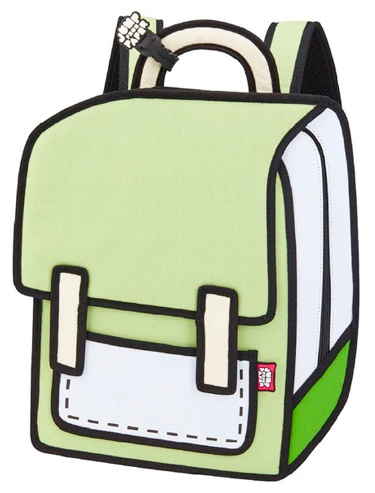 Купить 2220666, Рюкзак Jump From Paper, зеленый, 1504528080043