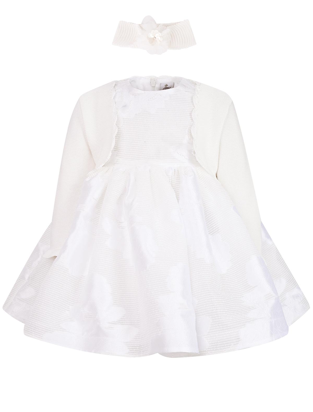 Купить 1956948, Комплект из 3 шт. Marlu, белый, Женский, 3031209971218