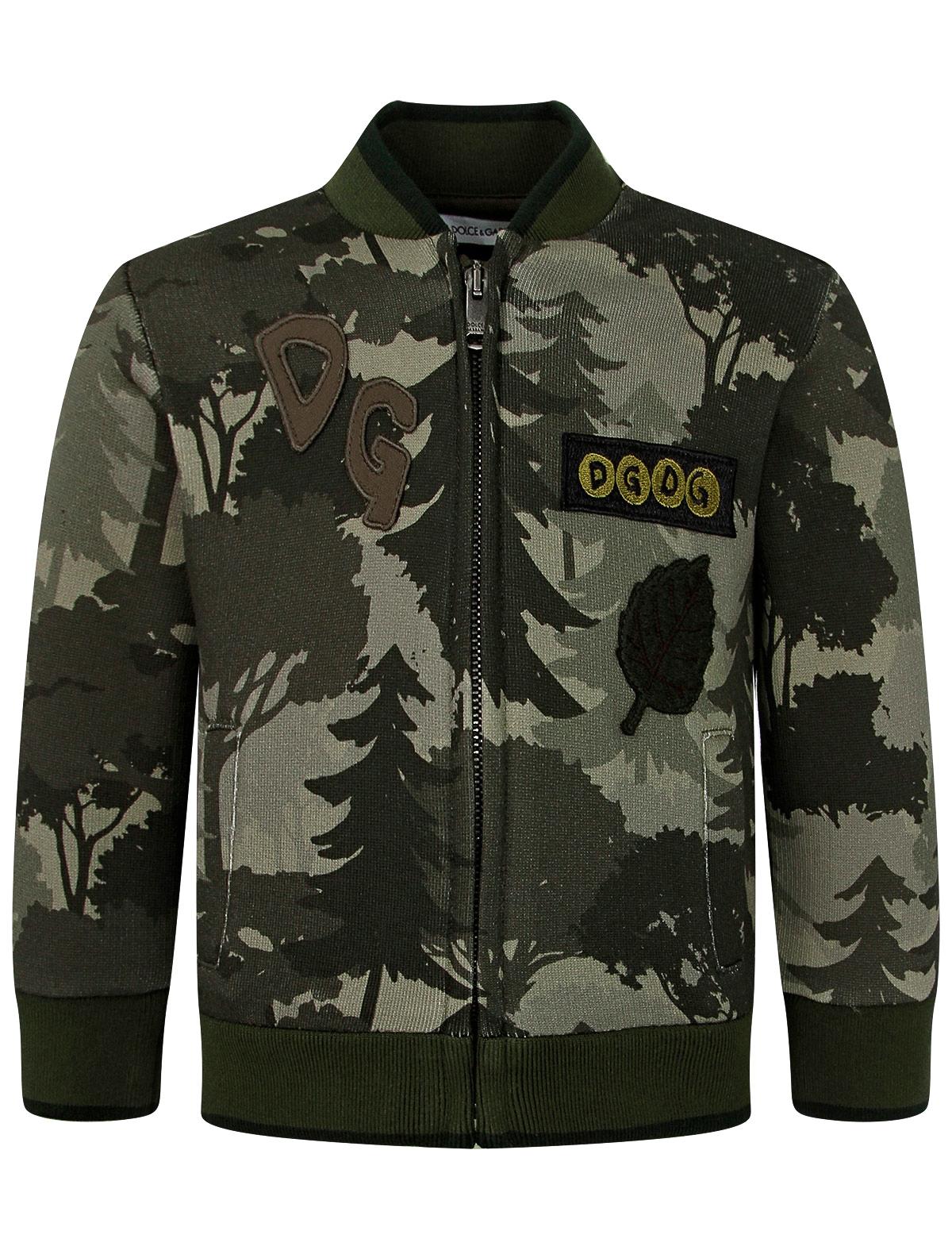 Купить 2264191, Толстовка Dolce & Gabbana, разноцветный, Мужской, 0074519080785