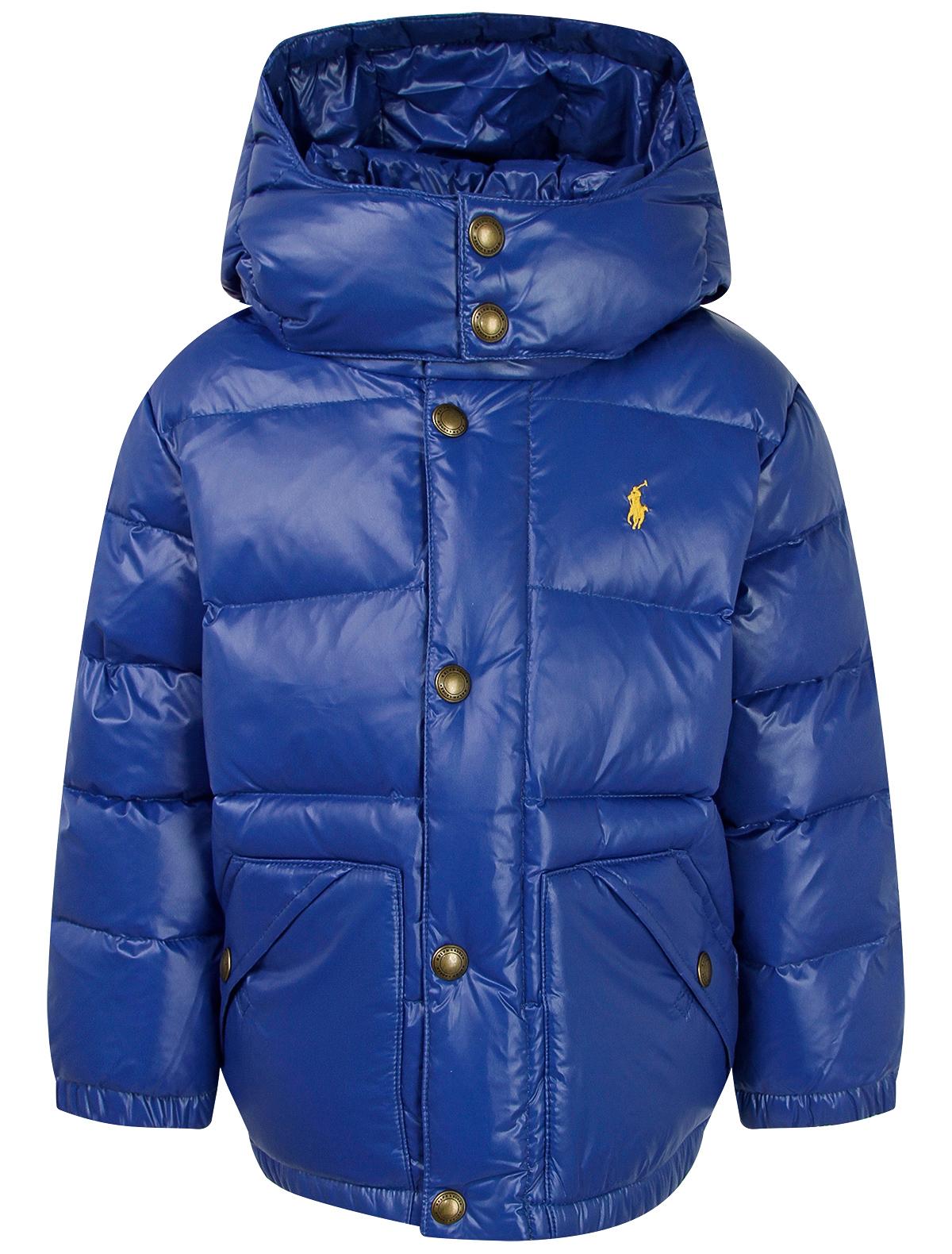 Купить 2263609, Куртка Ralph Lauren, синий, Мужской, 1074519083624