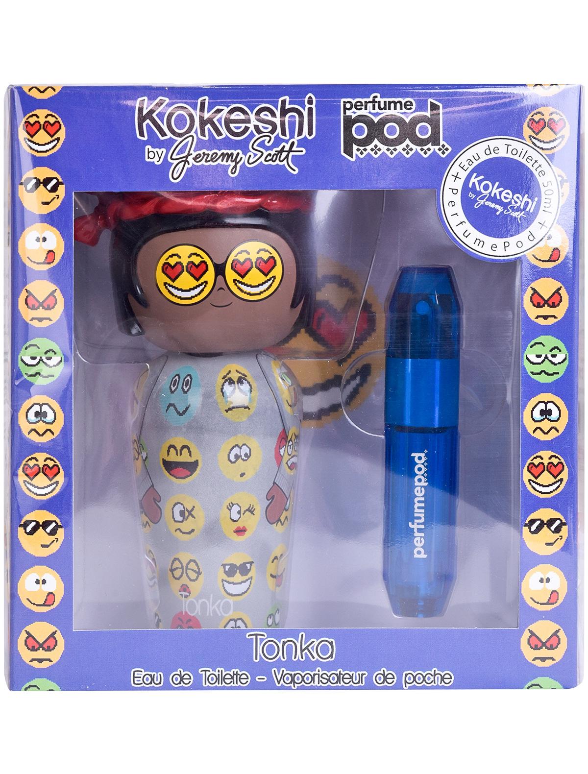 Туалетная вода KOKESHI