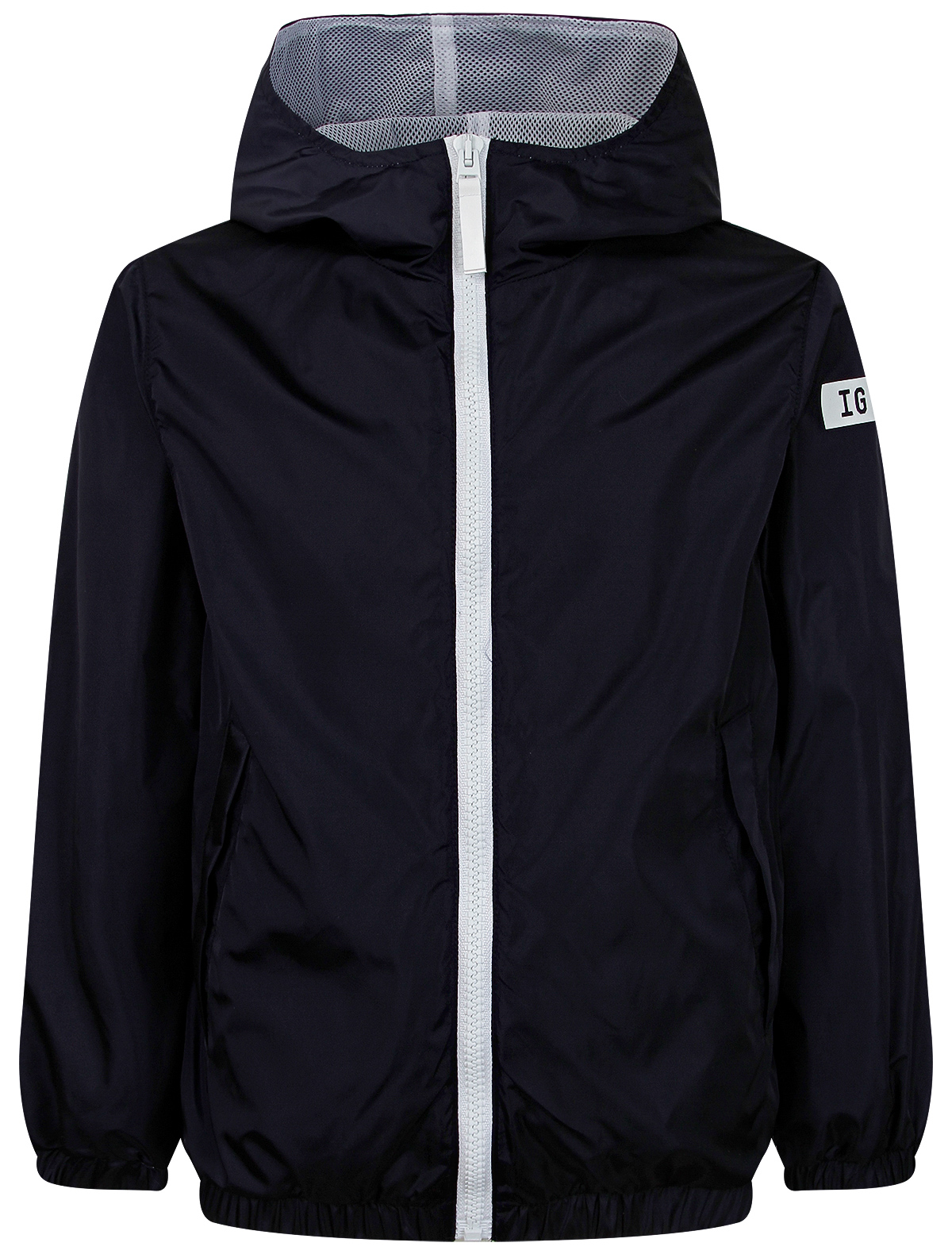 2281256, Куртка Il Gufo, синий, Мужской, 1074519170249  - купить со скидкой