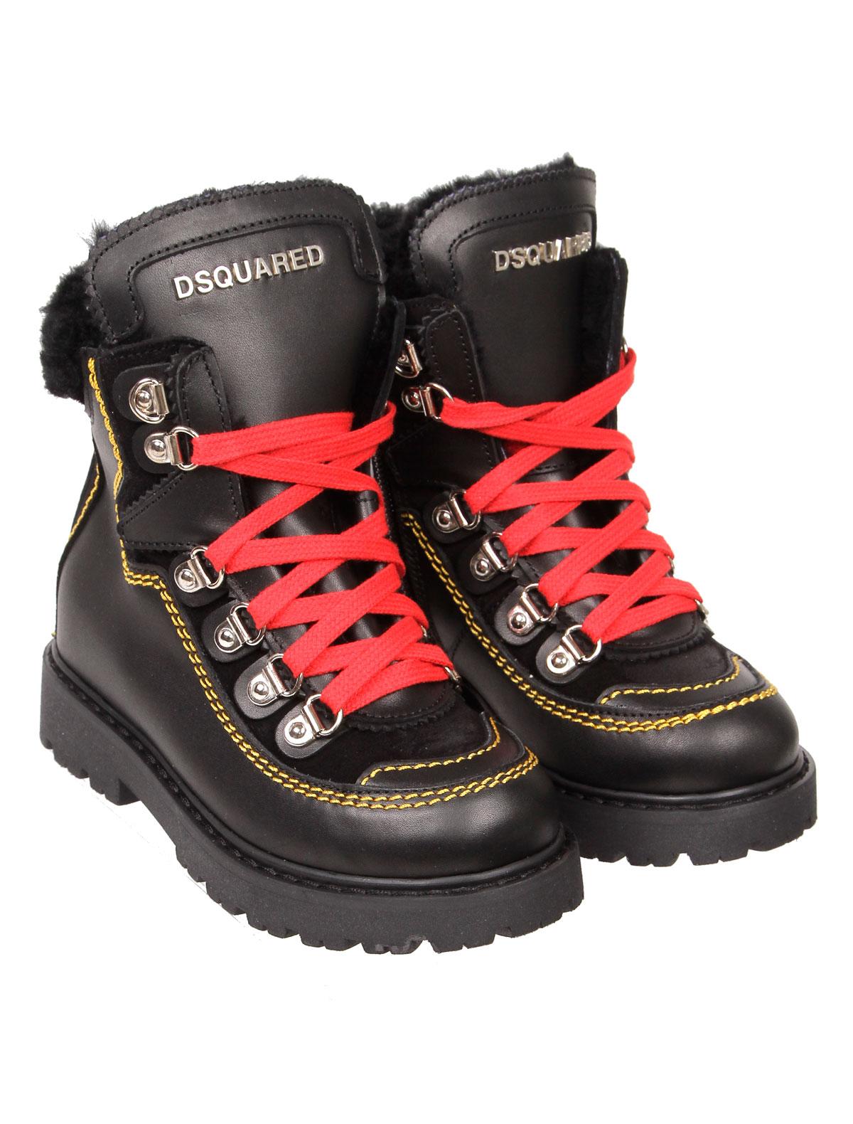 Ботинки Dsquared2 2066443 фото