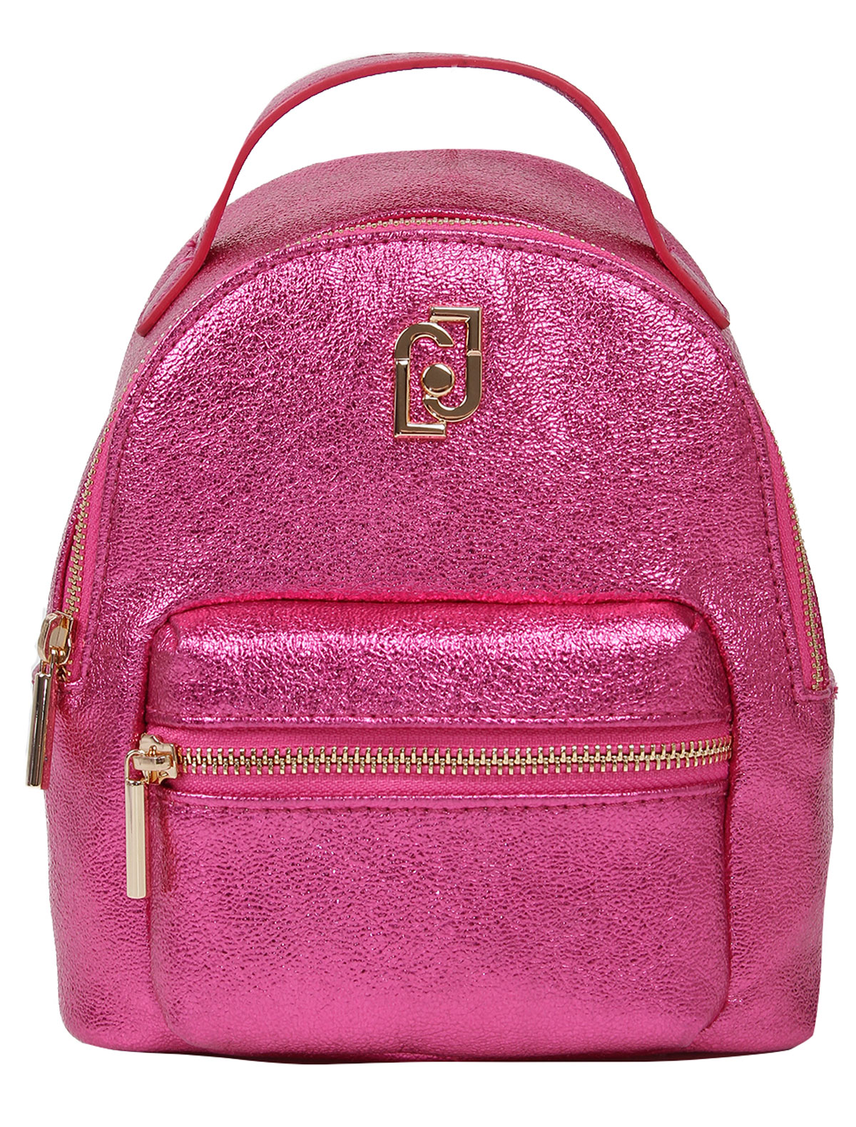Купить 2297038, Рюкзак Liu Jo Junior, розовый, Женский, 1504508170146