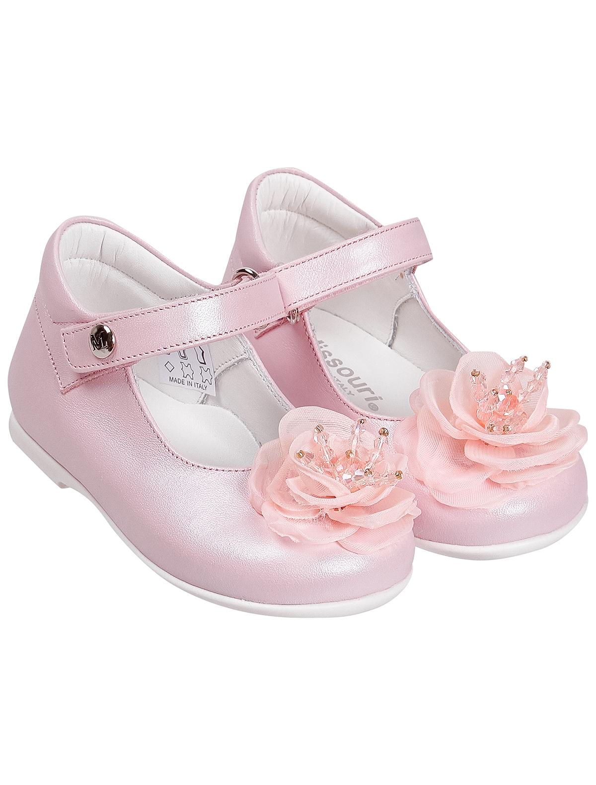 Купить 1961716, Туфли Missouri, розовый, Женский, 2012609970095