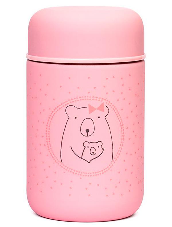 Купить 2268884, Термос Suavinex, розовый, 5824520080060