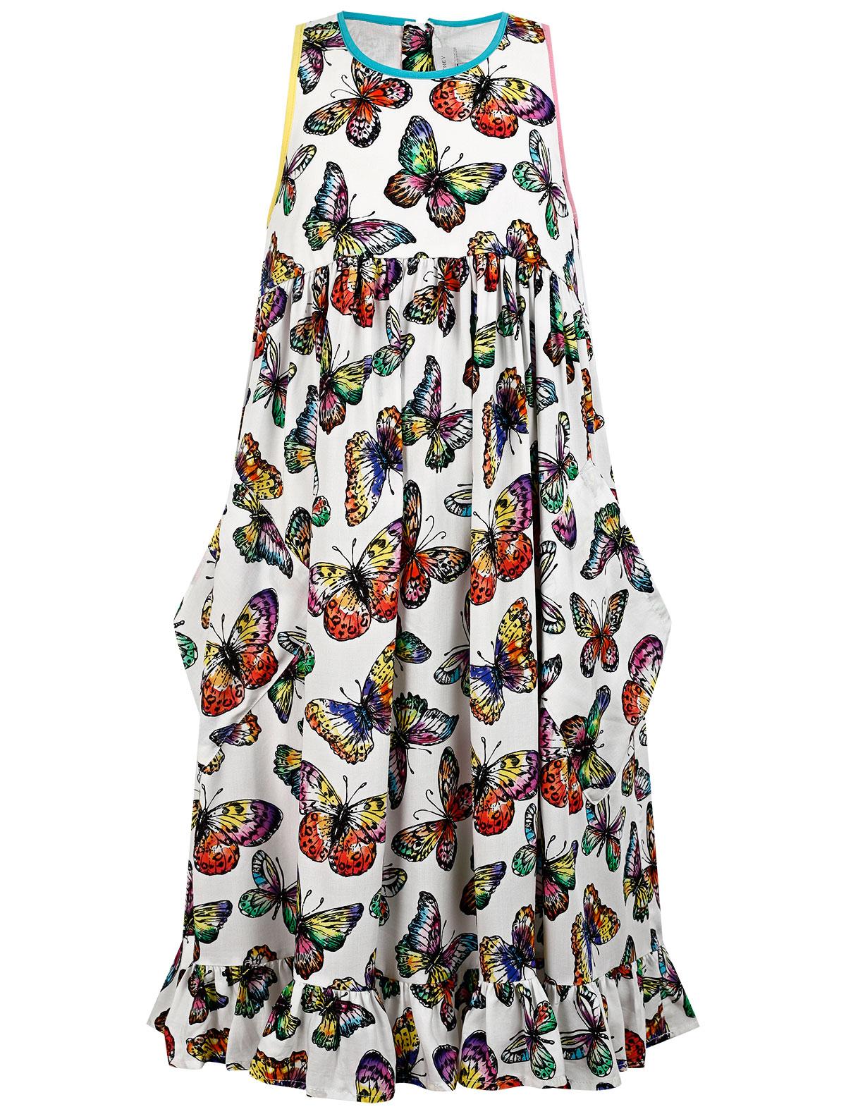 Купить 2280022, Платье Stella McCartney, разноцветный, Женский, 1054509173375