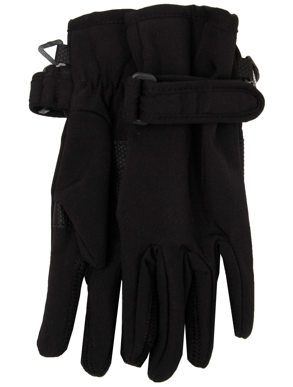 2126231, Перчатки Maximo, черный, Женский, 1191109980030  - купить со скидкой