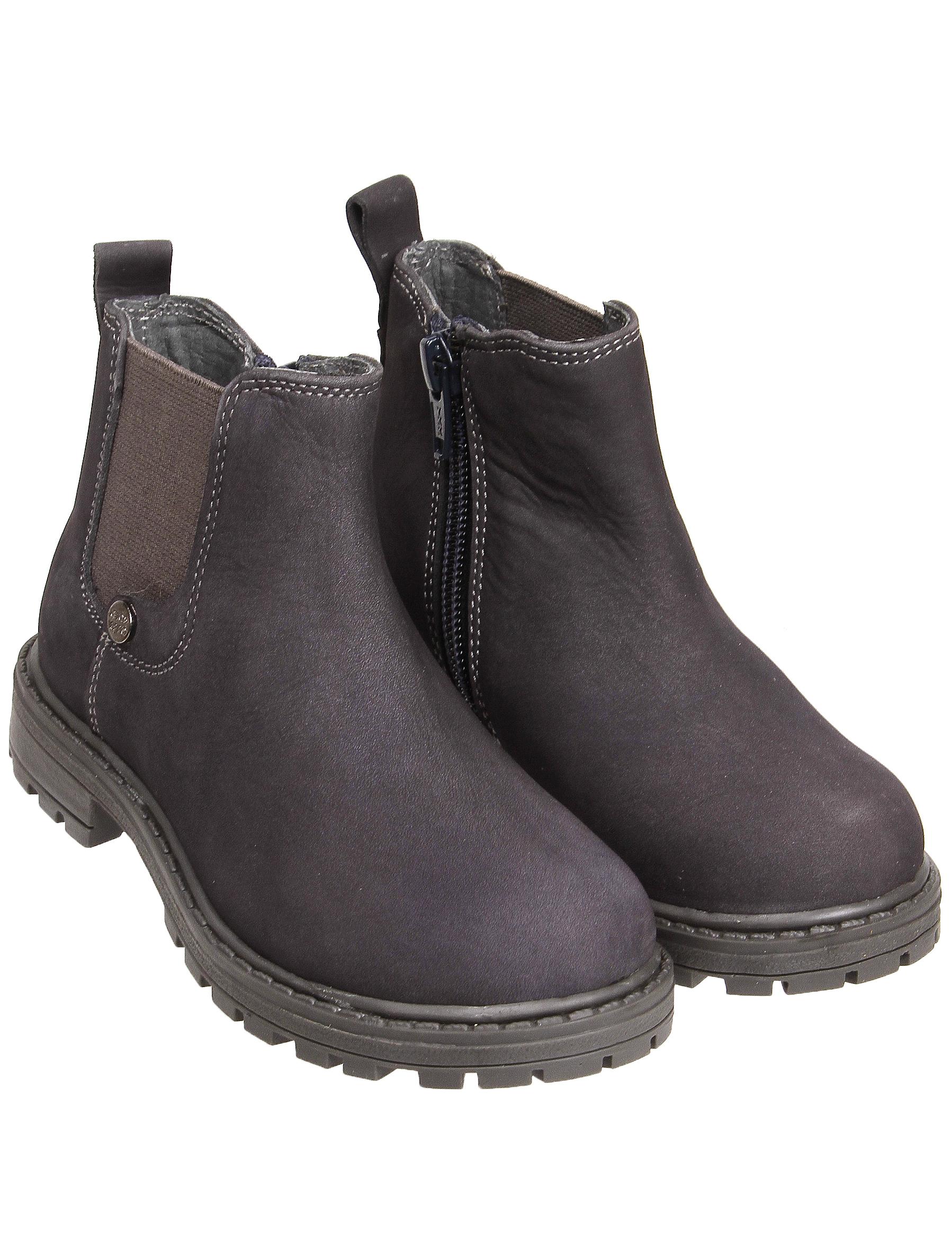 Купить 2121352, Ботинки GIOSEPPO, синий, Мужской, 2031419980230
