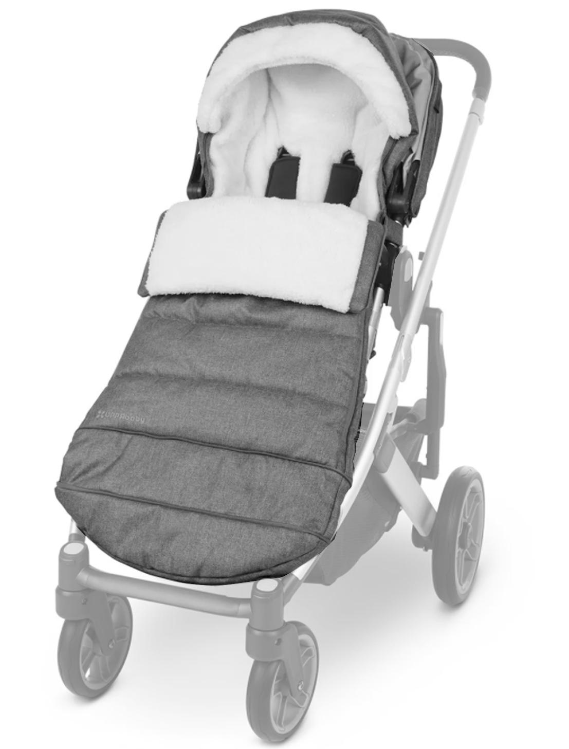 Купить 2267834, Аксессуар для коляски UPPAbaby, серый, 3984528080102
