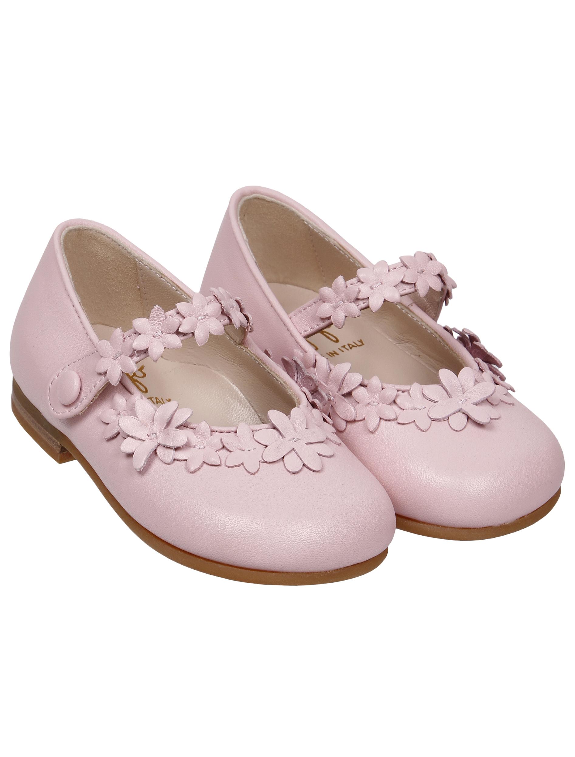 Купить 1952636, Туфли Il Gufo, розовый, Женский, 2012609970071
