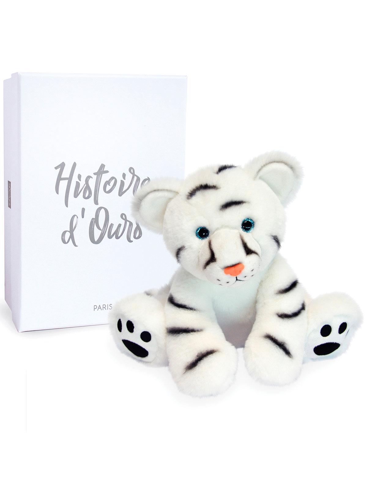 Купить 2320828, Игрушка мягкая Histoire D'Ours, белый, 7124520170685