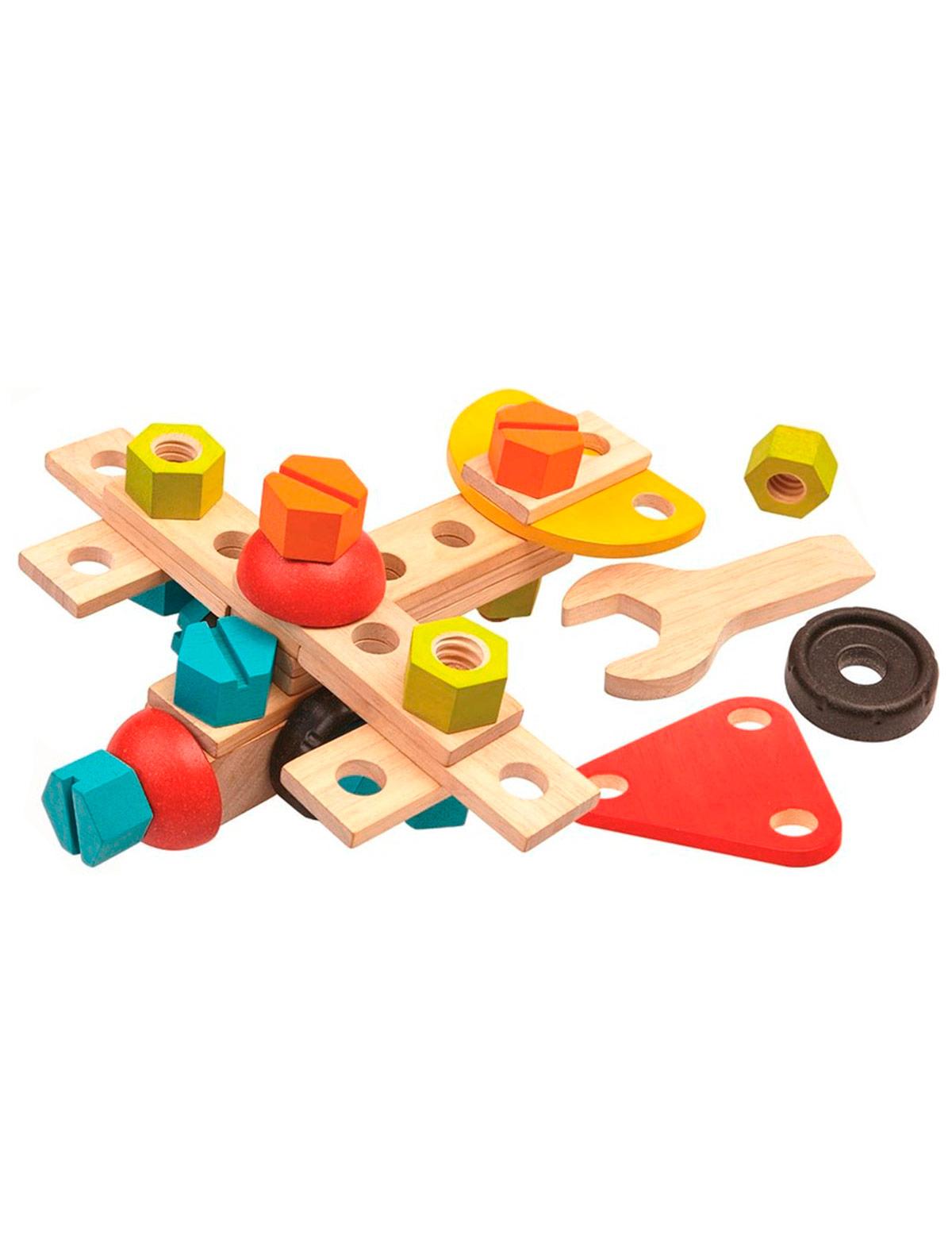 Купить 2134924, Игрушка PLAN TOYS, разноцветный, 7132529980259