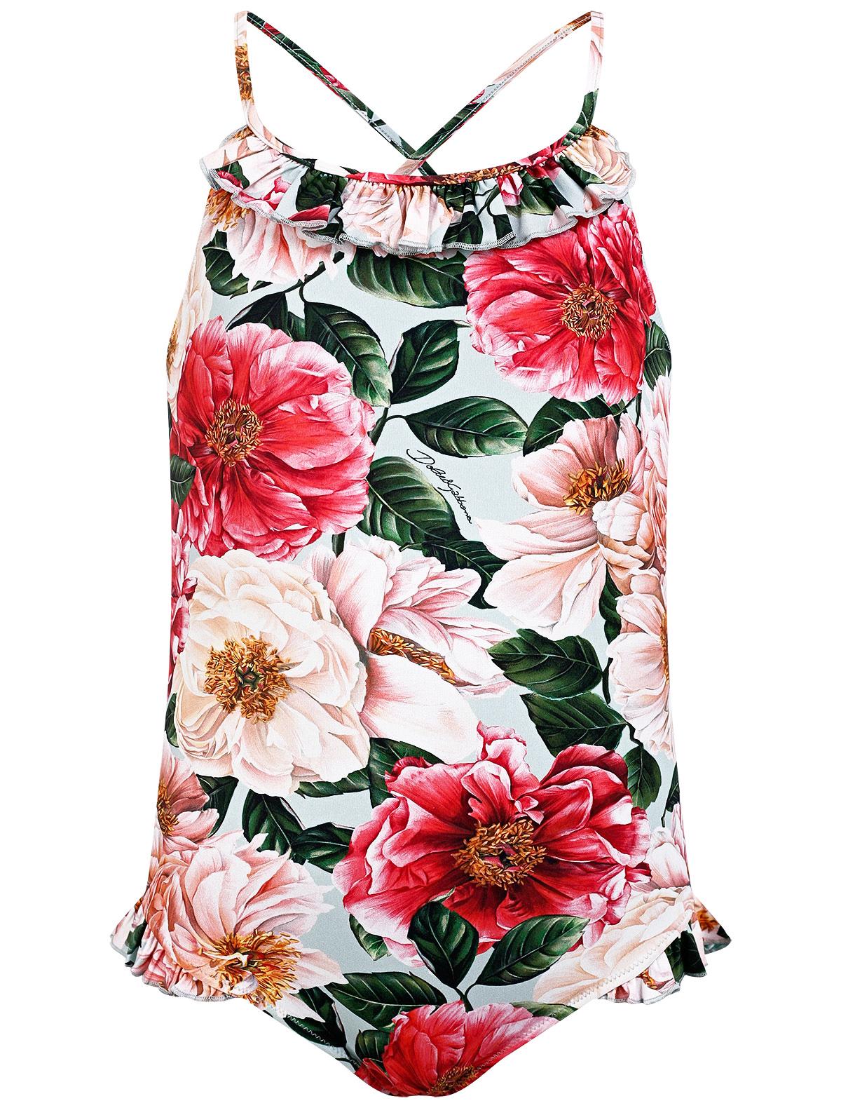 Купить 2282346, Купальник Dolce & Gabbana, розовый, Женский, 0884509170941