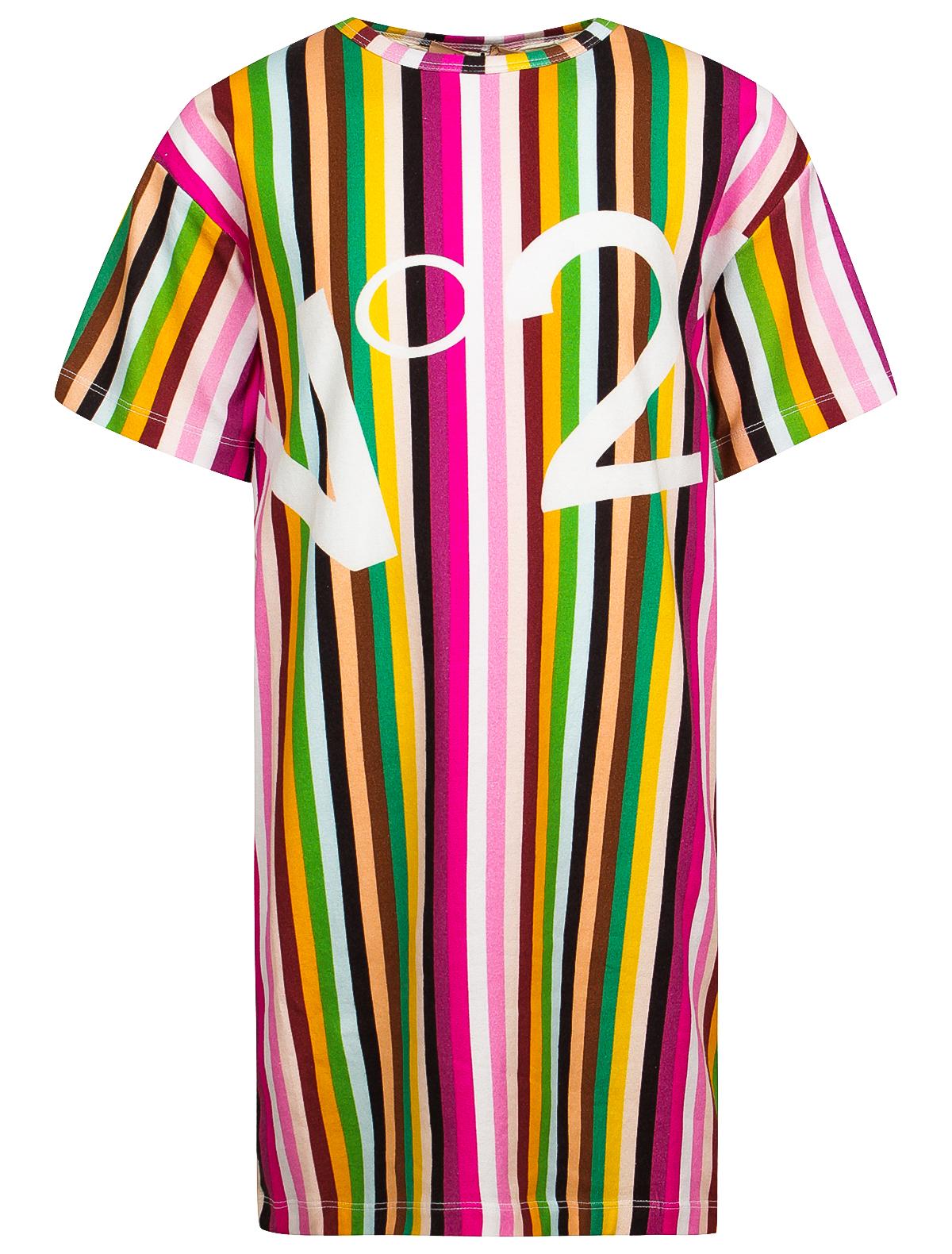 Купить 1870221, Платье №21 kids, разноцветный, Женский, 1052509870225
