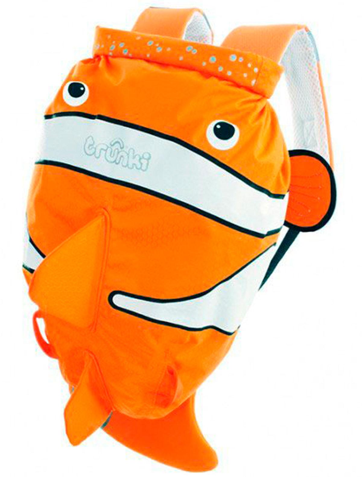 Купить 2227273, Рюкзак Trunki, оранжевый, 1504528080326