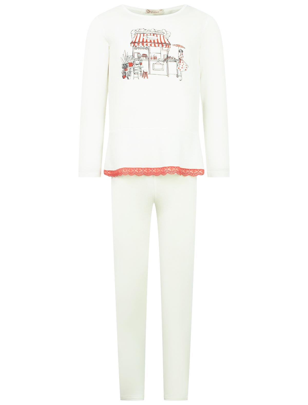 Пижама Sognatori разноцветного цвета