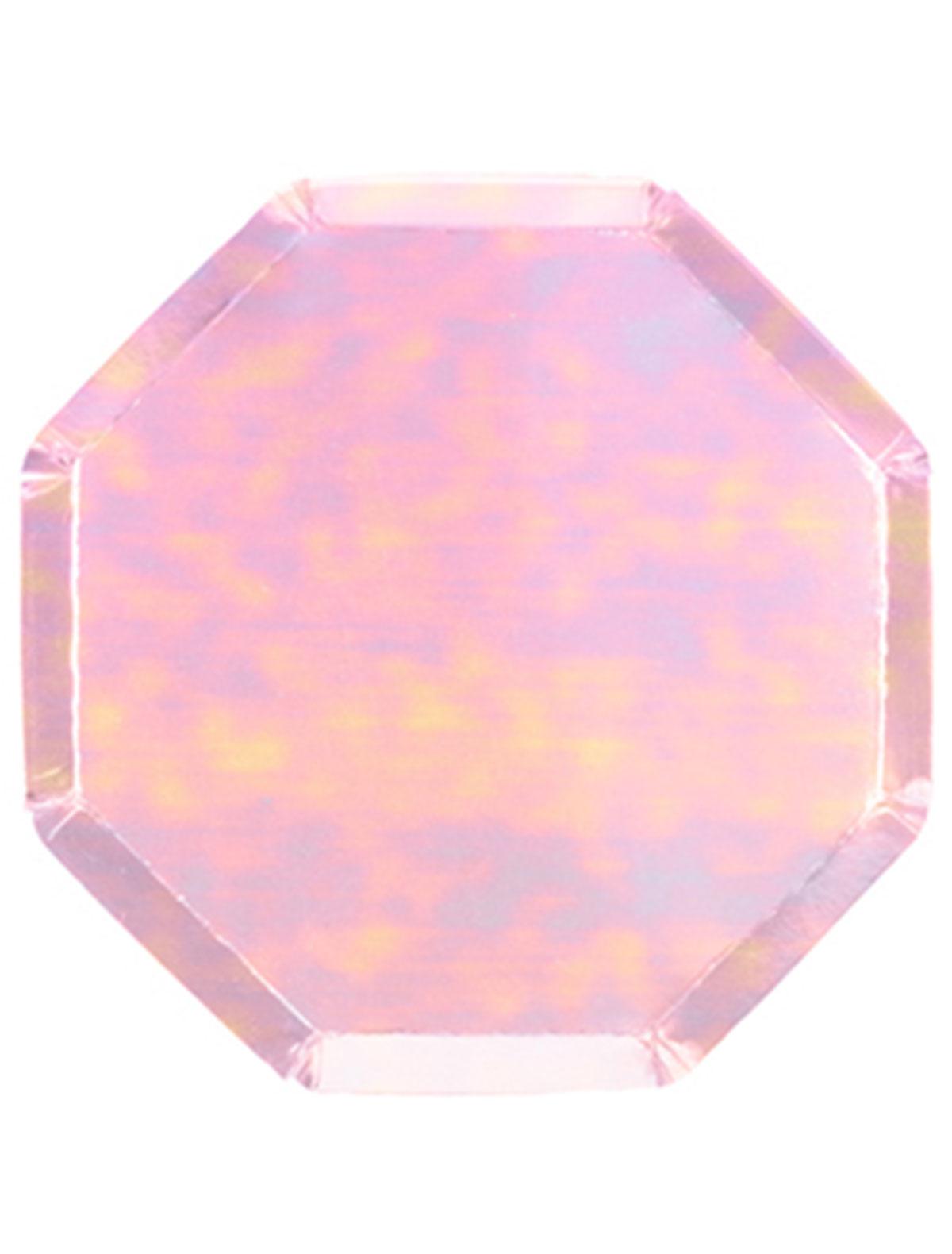 Набор посуды Meri Meri 2259902 розового цвета