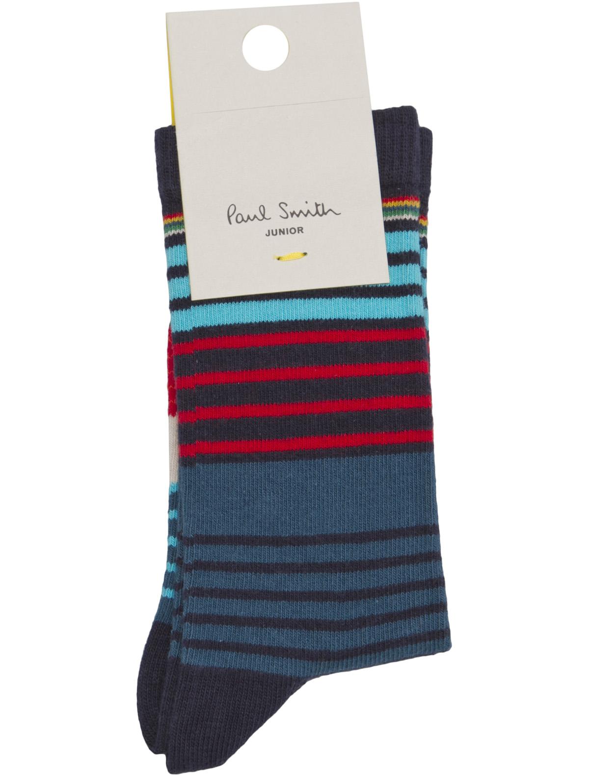 Купить 1910479, Носки Paul Smith Junior, разноцветный, Мужской, 1533819570024