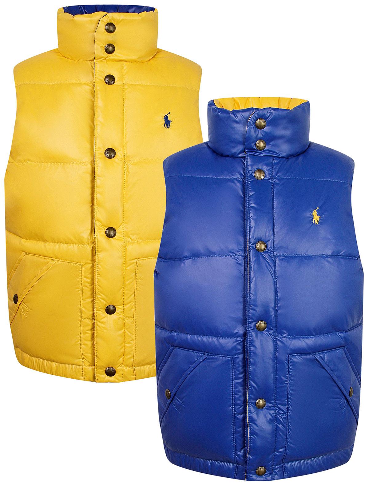 Купить 2236250, Жилет утепленный Ralph Lauren, синий, Мужской, 4184519080763